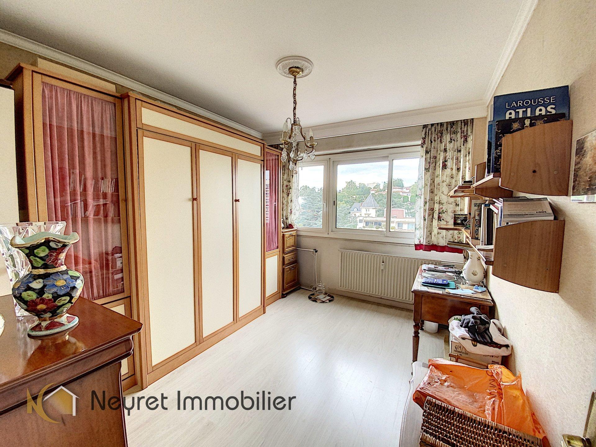 """Fauriel résidence """"L'Europa"""" 11 étage 90 m2"""