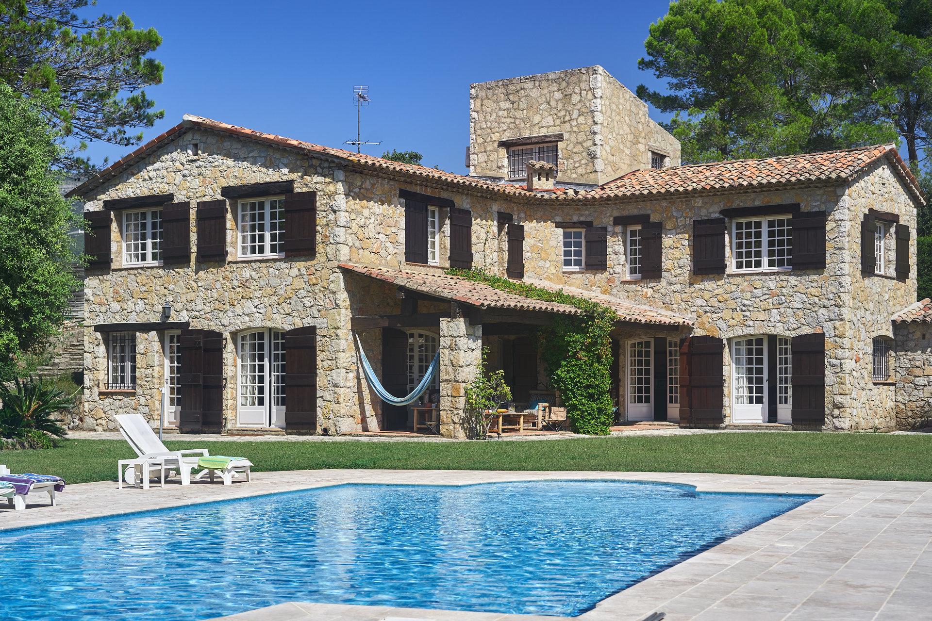 Venta Villa - Grasse Saint-Jacques - Francia