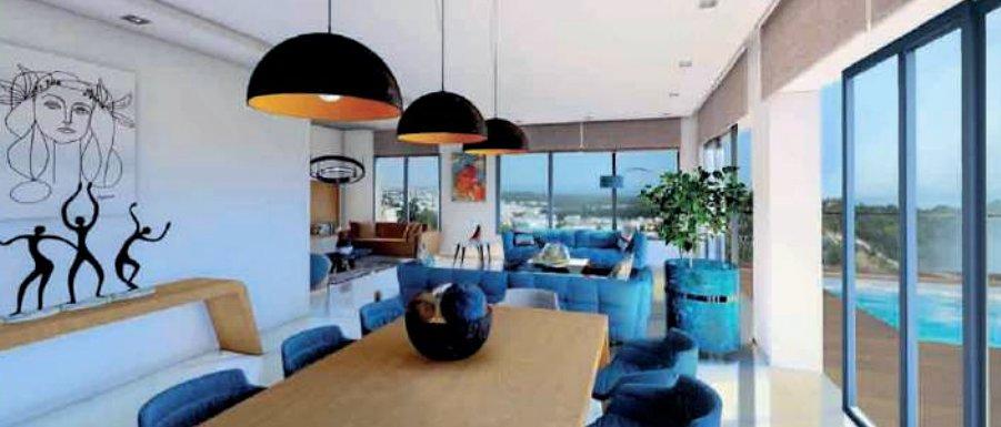 A vendre des penthouses