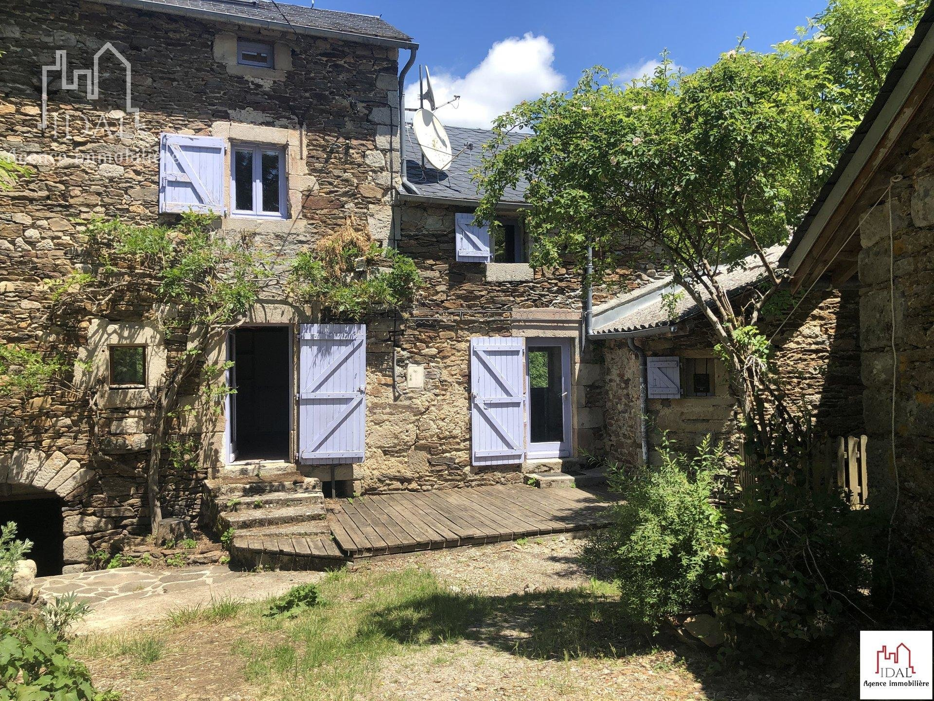 Exclusivité - Maison en Pierre