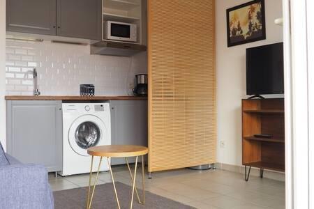 Affitto stagionale Appartamento - Nizza (Nice) Carabacel