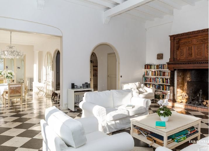GATSBY STYLE VILLA WITH SEA VIEW IN CAP D'ANTIBES