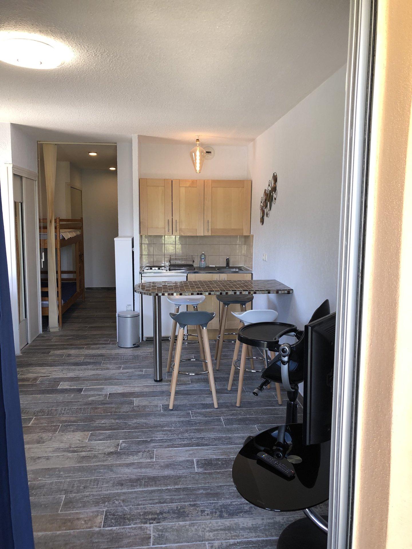 Seasonal rental Apartment - Algajola