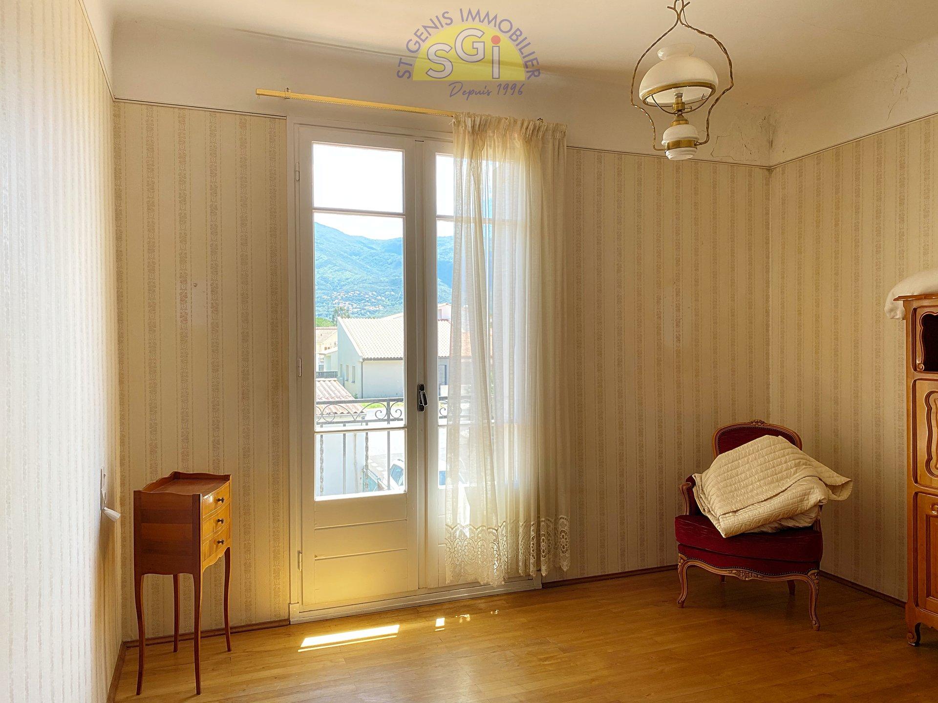 Maison de Ville 3 Faces avec vue sur les Albères