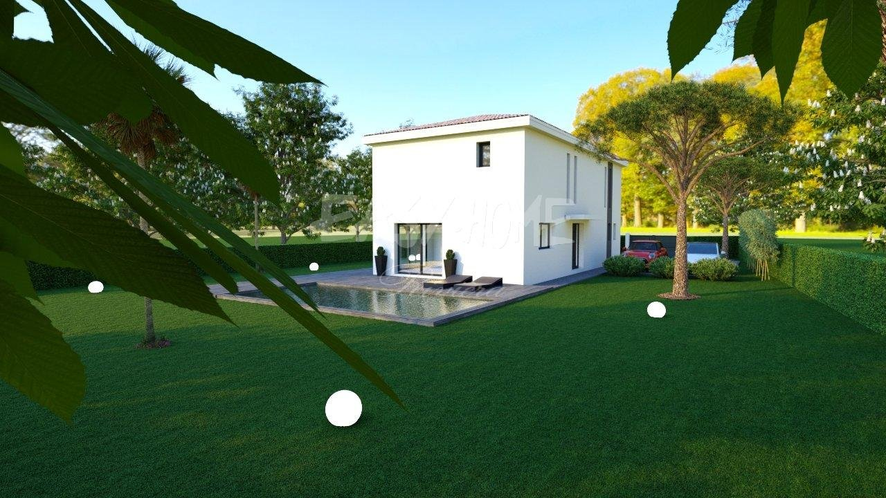 Mougins new contemporary villa