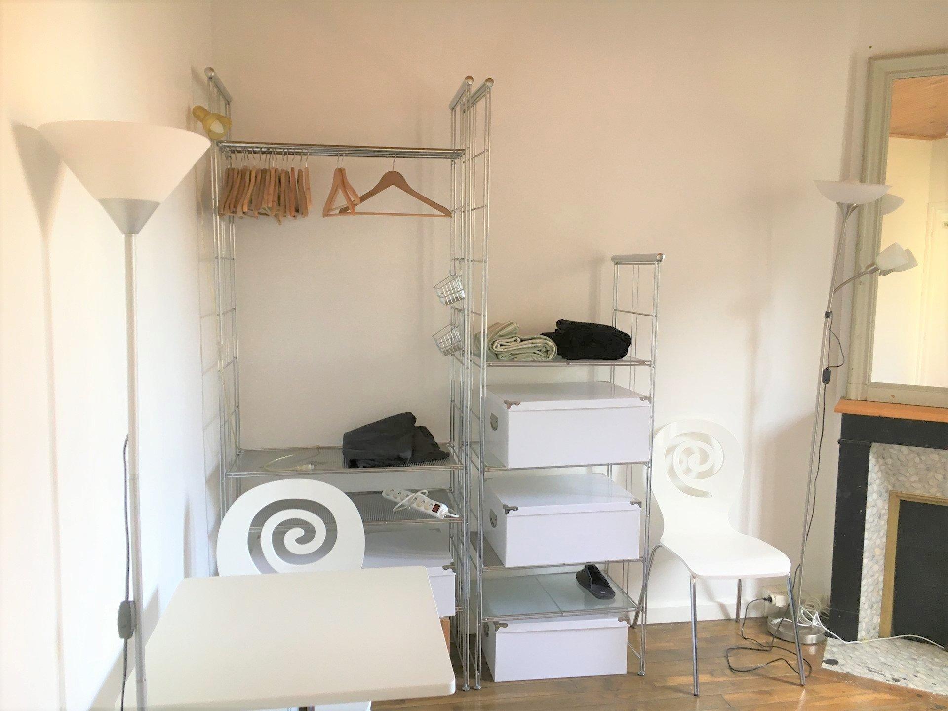 Studio MEUBLE Arcueil 18m²