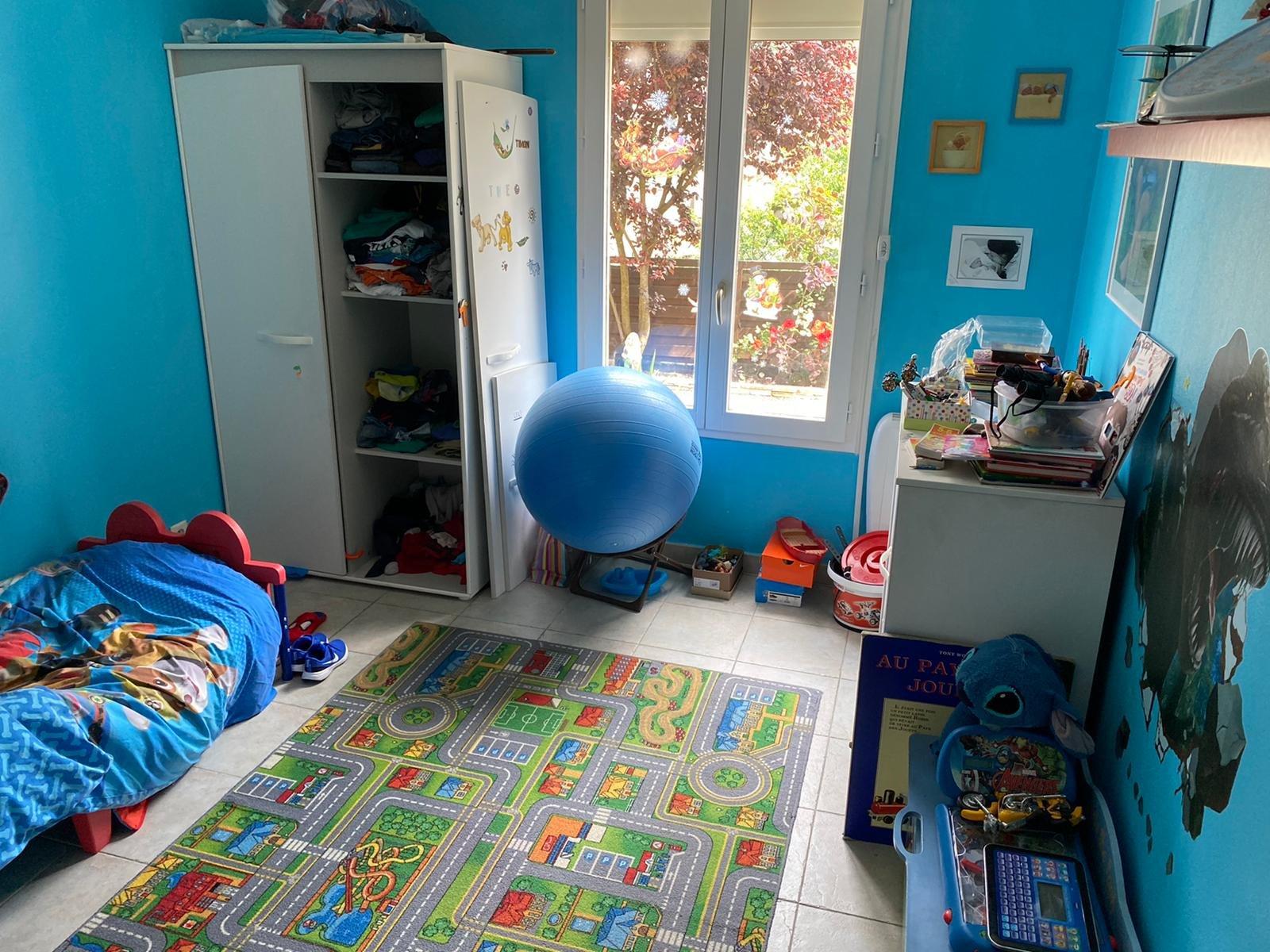 Appartement 3P dans résidence sécurisée