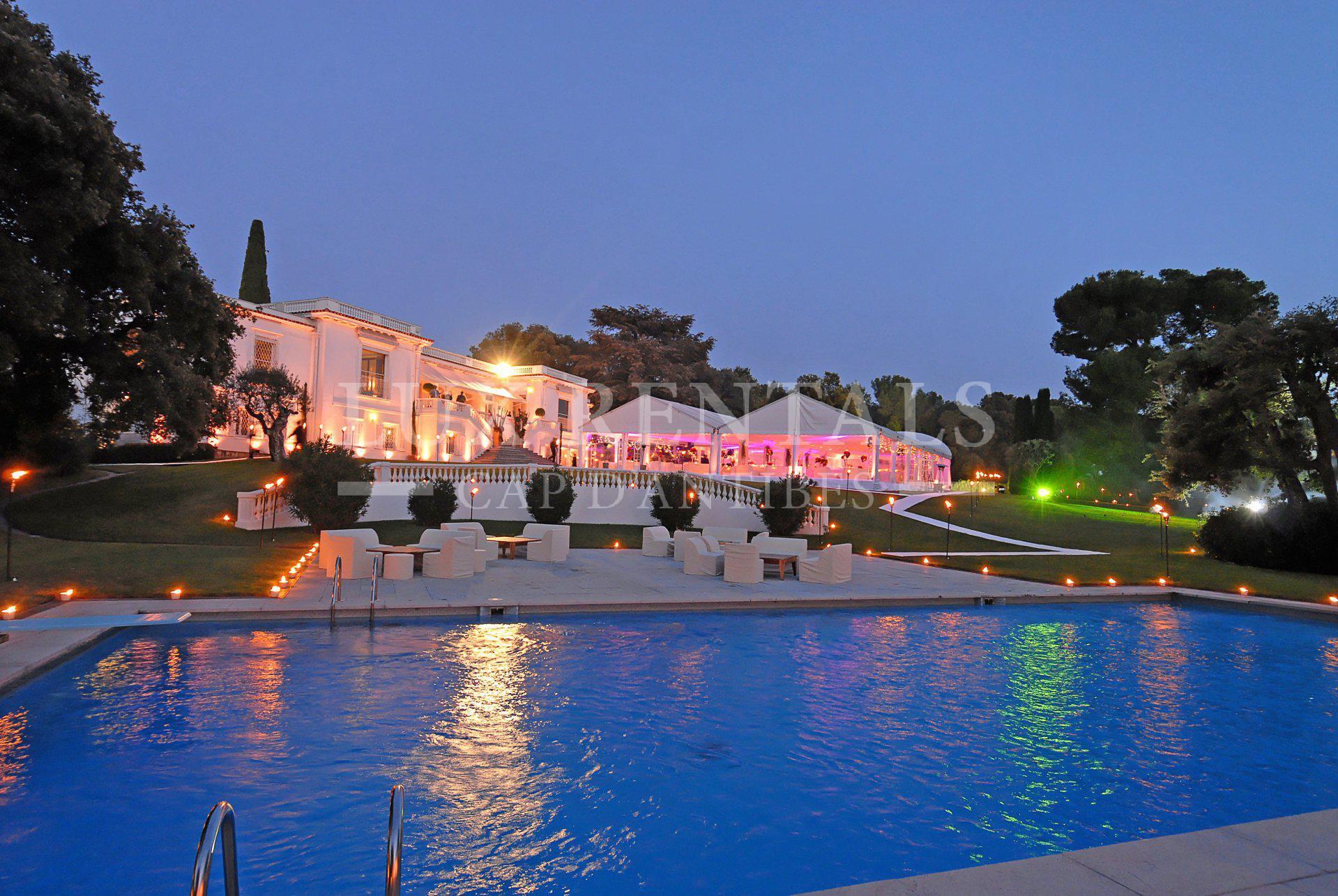 Property 10 rooms Cap d'Antibes