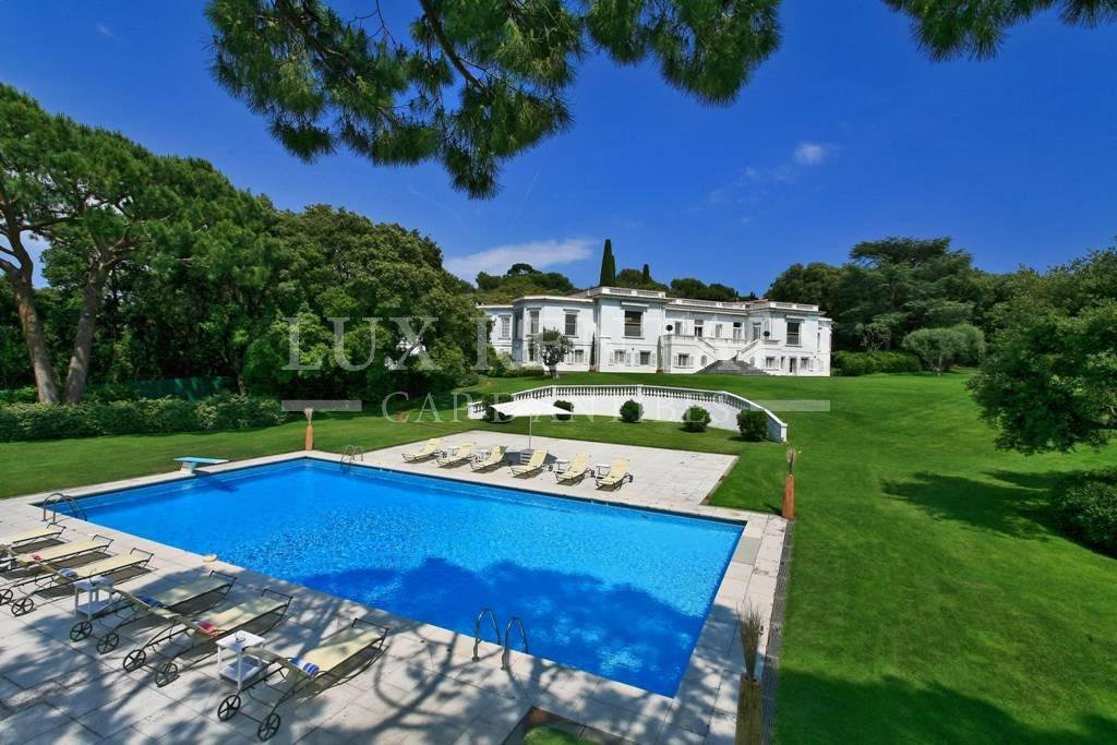Seasonal rental Property - Cap d'Antibes