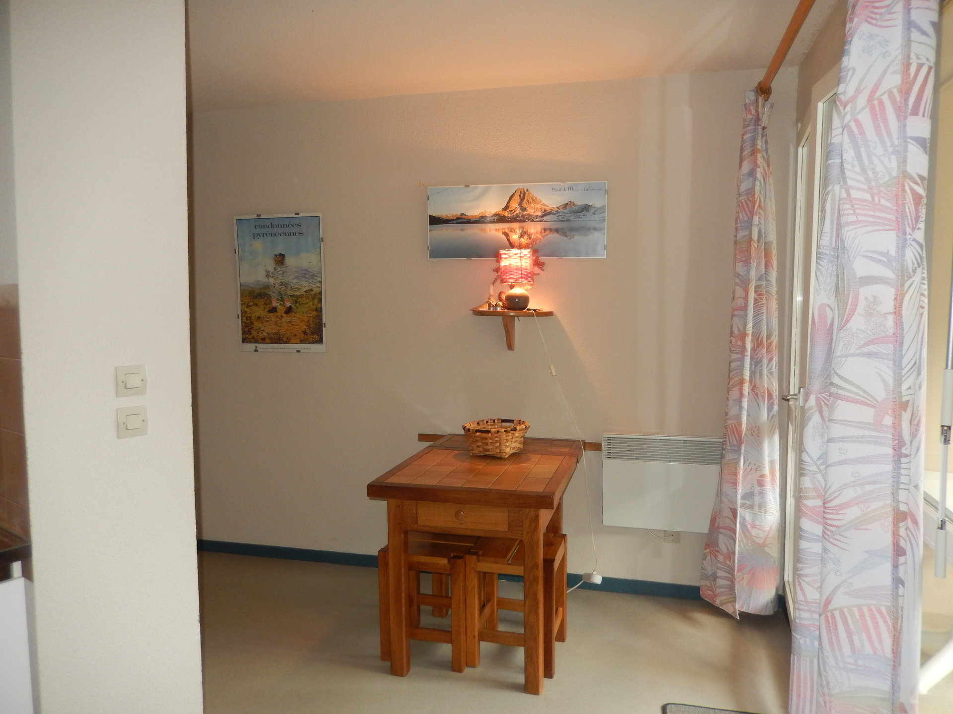 Artouste Studio vue Lac