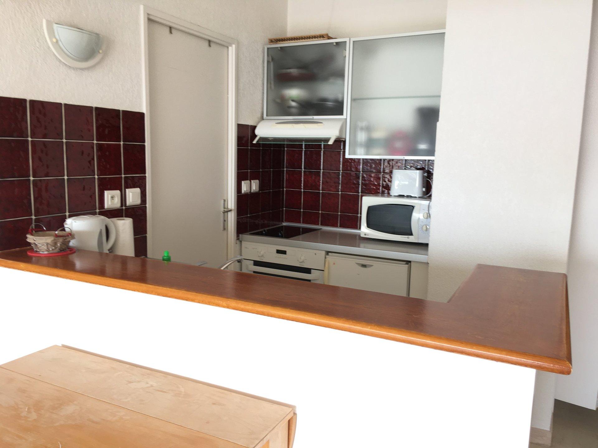 Affitto stagionale Appartamento - Villeneuve-Loubet