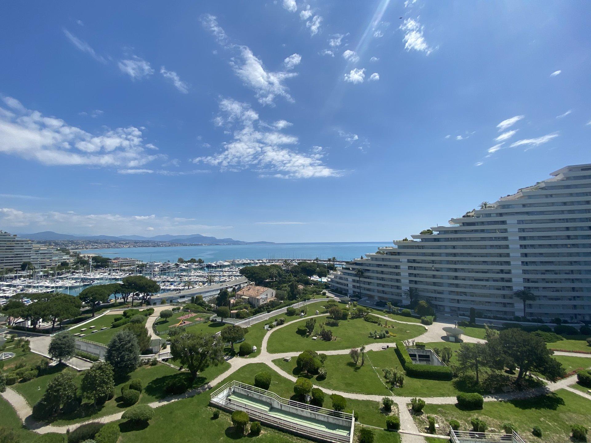 Seasonal rental Apartment - Villeneuve-Loubet