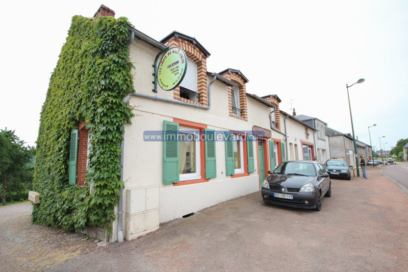 House with 3 studios for sale in Arleuf, in the Morvan