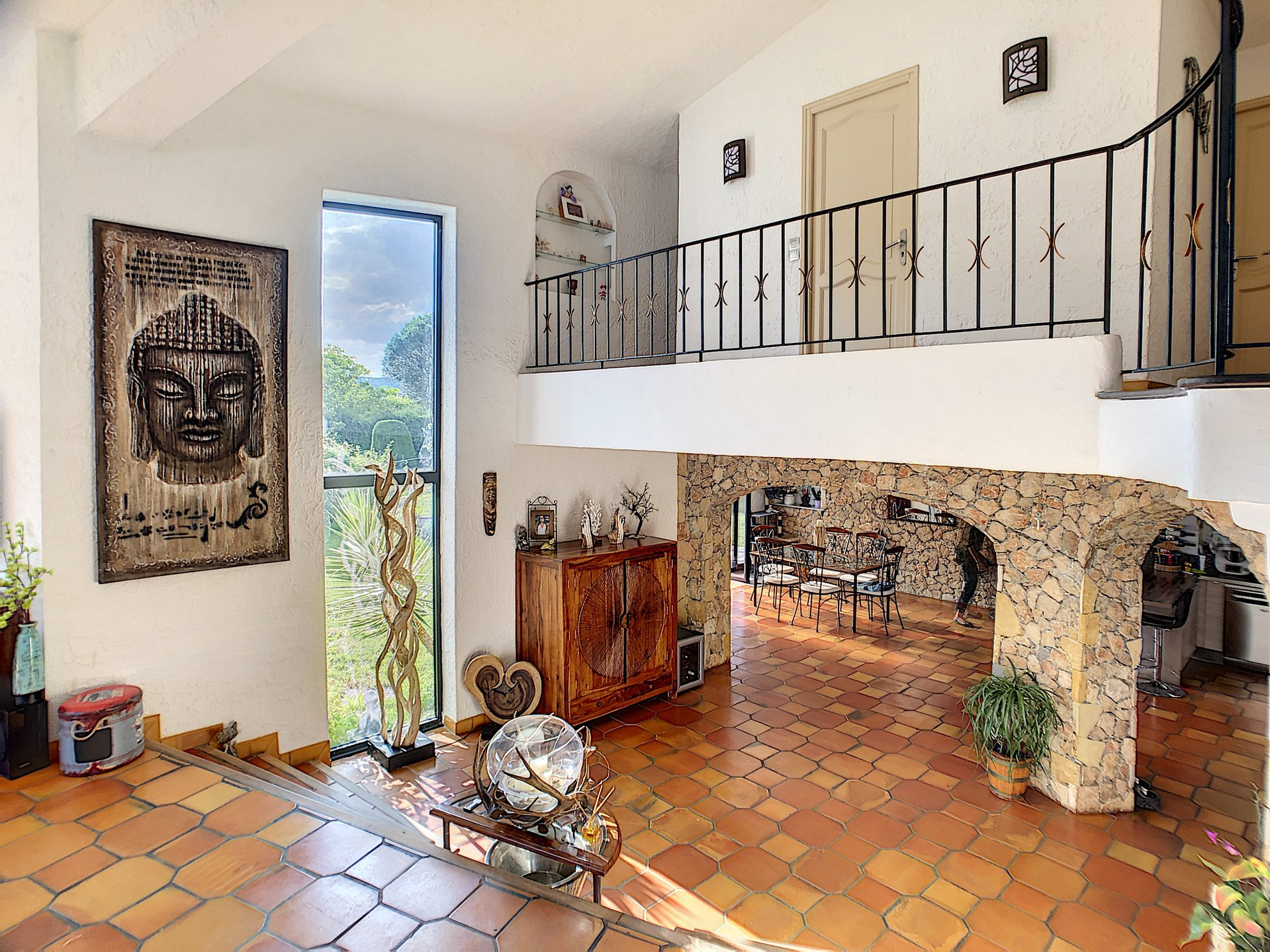 Mouans Sartoux, Spacious family house