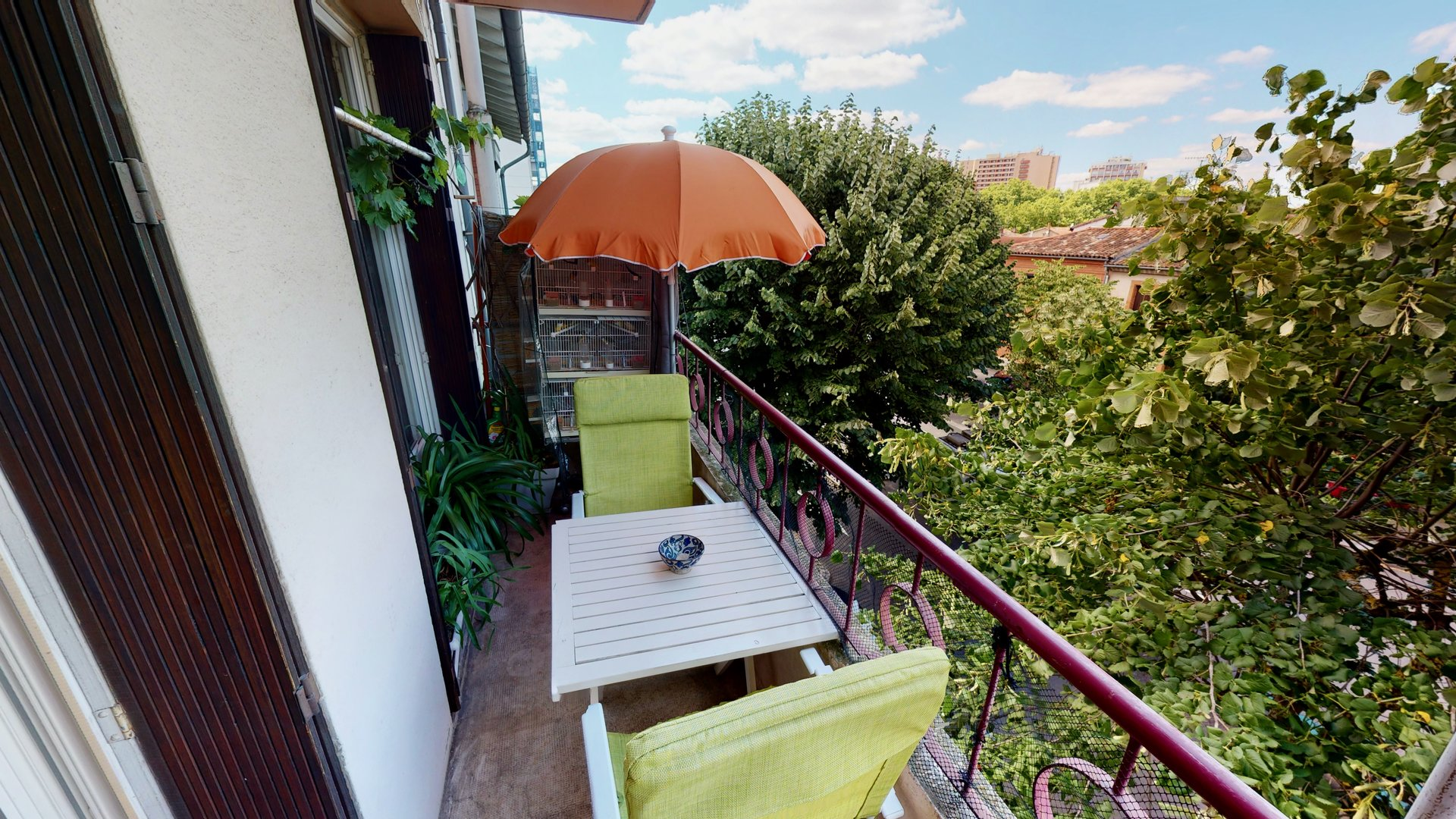 Sale Apartment - Toulouse Saint-Aubin