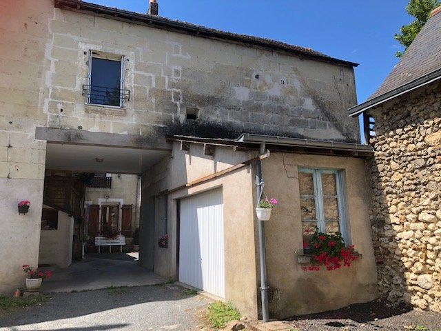 Sale Village house - Saint-Christophe-sur-le-Nais