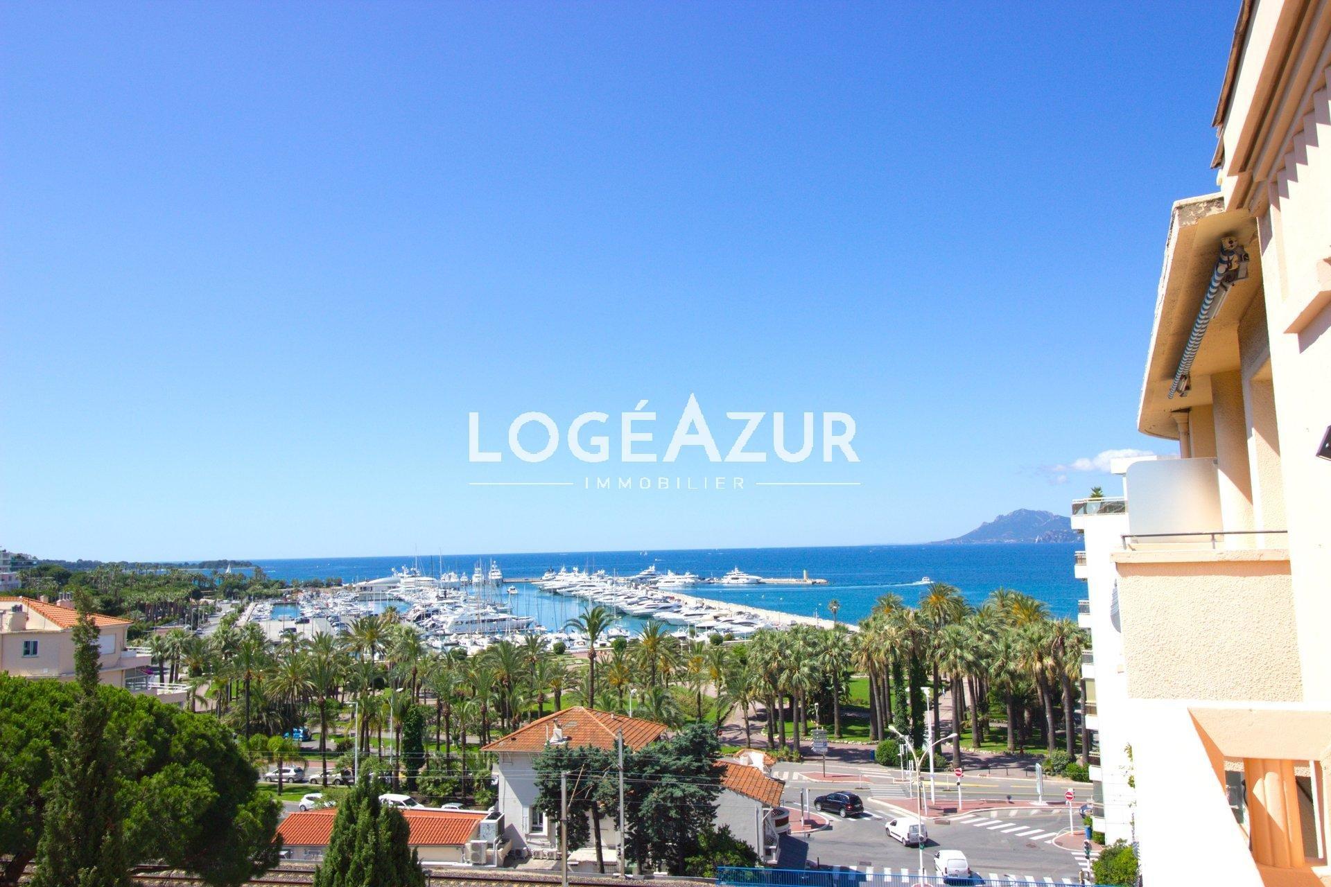 Location saisonnière Appartement Cannes Pointe Croisette