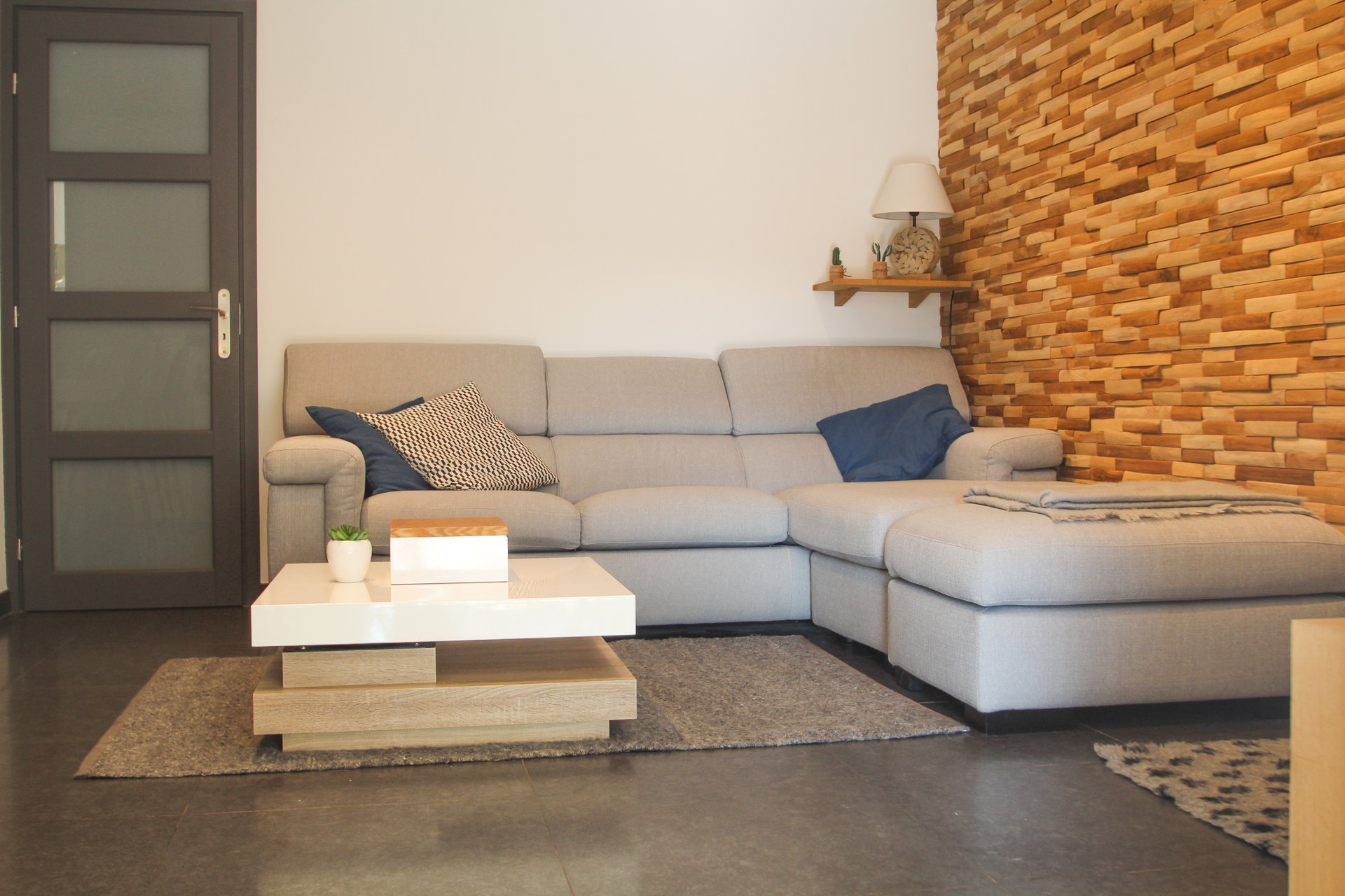 Great apartment with large terrace/garden