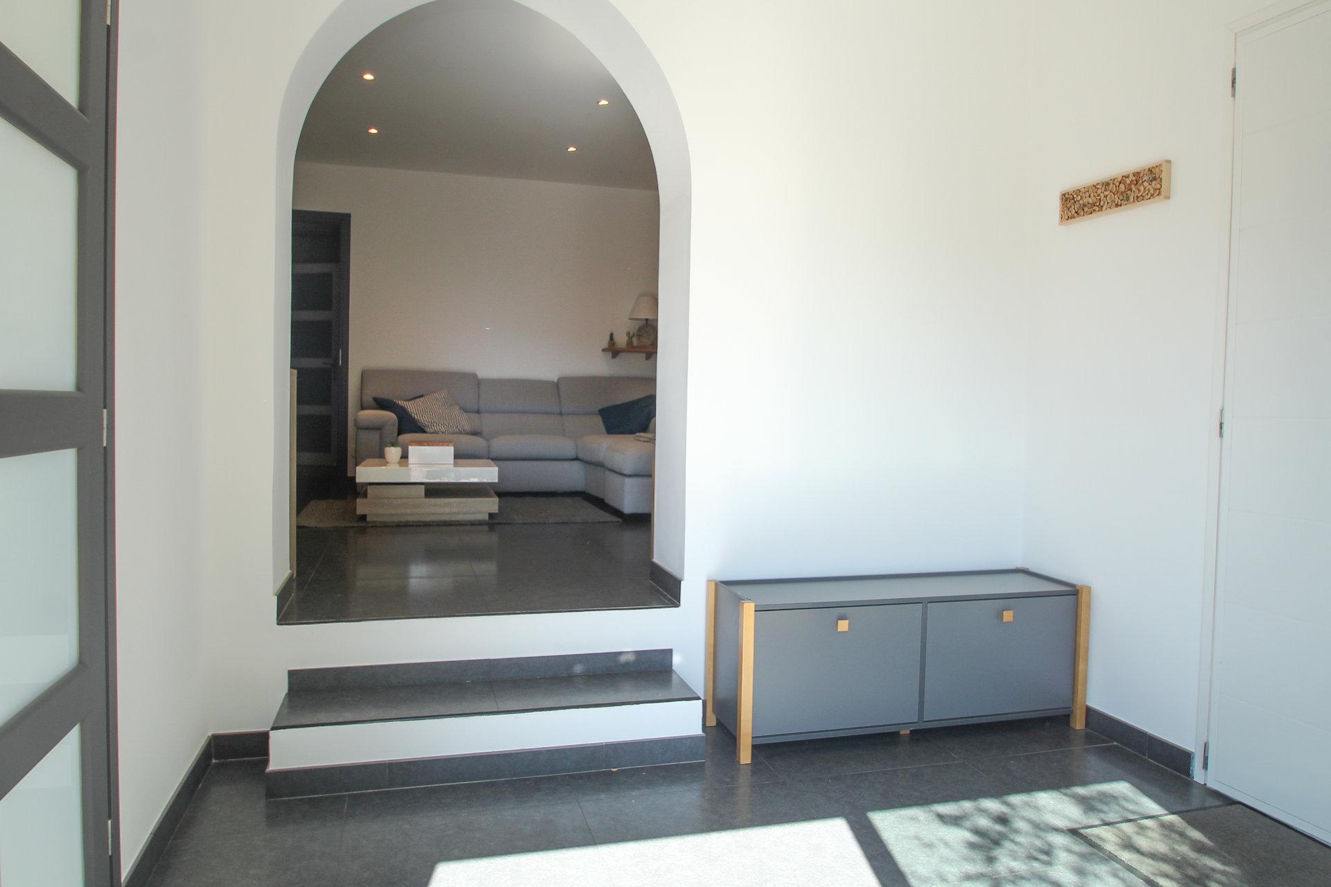 Bel appartement avec grande terrasse et vue