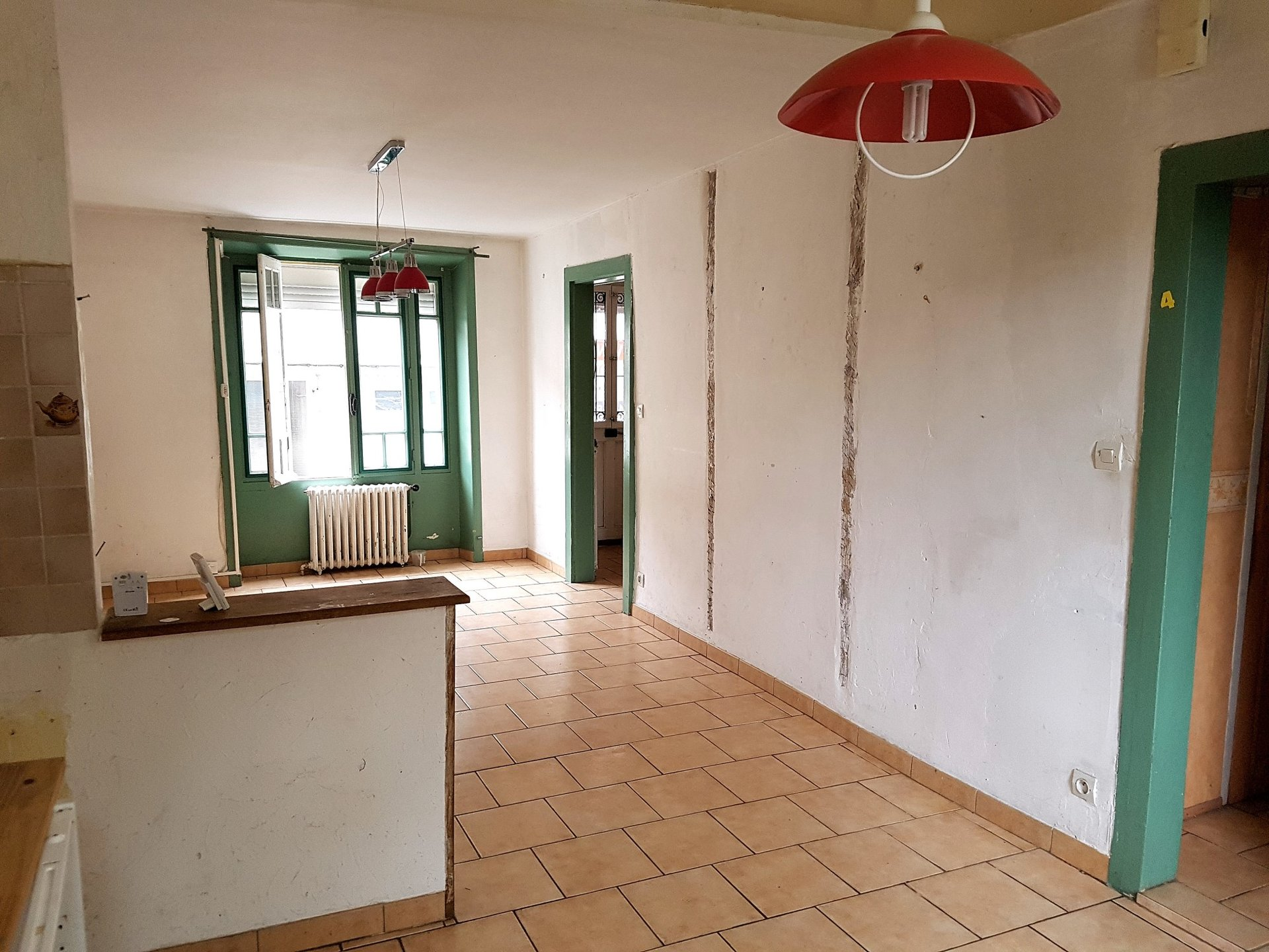 Village house for sale near Montmorillon, department Vienne
