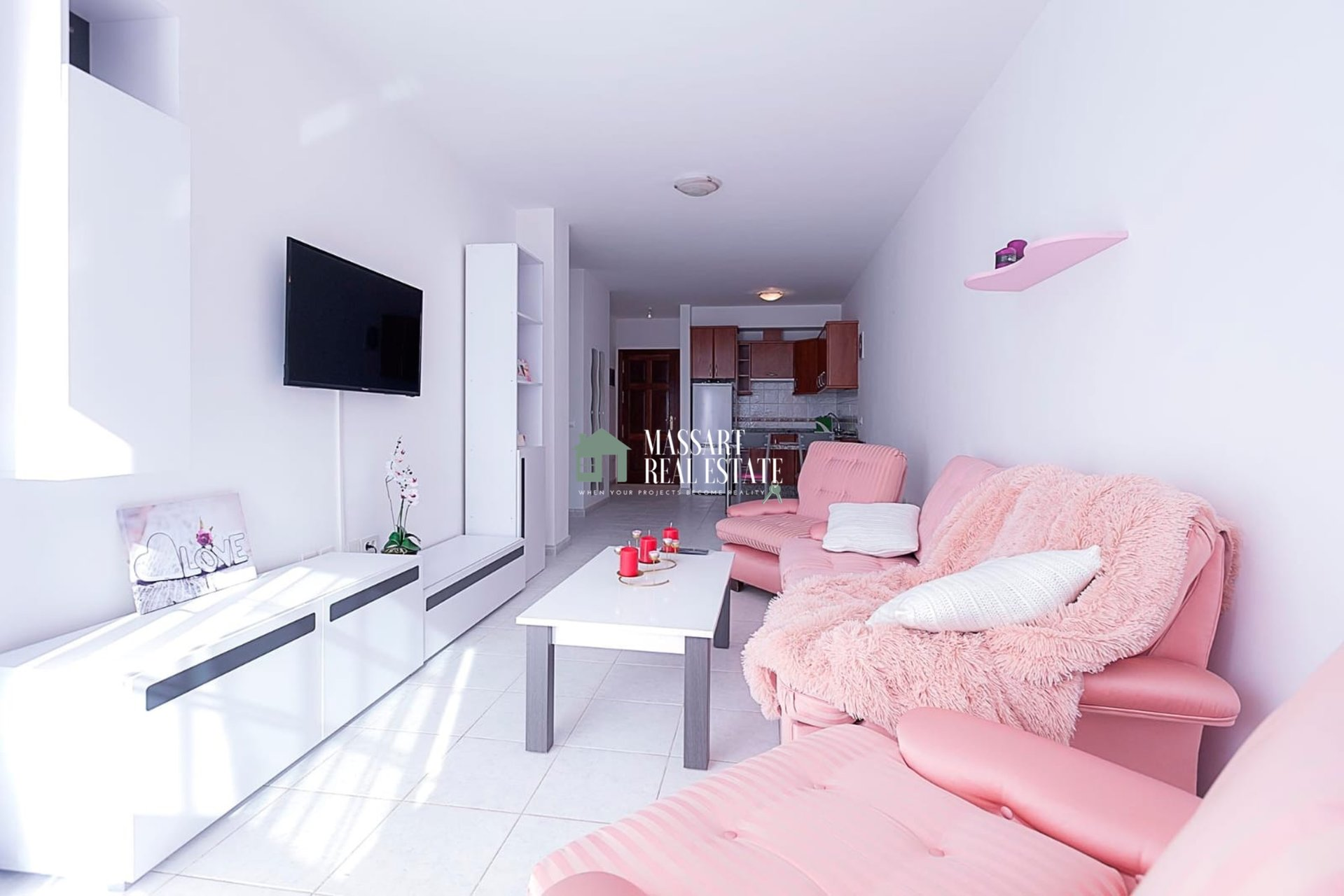 YOUR OPPORTUNITY IN SAN ISIDRO! For sale in Los Cardones (San Isidro), furnished apartment of 40 m2 ideal as a habitual residence or as a profitable investment.