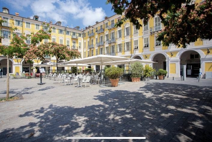 NICE LE PORT - GARIBALDI - 2BEDROOM FLAT