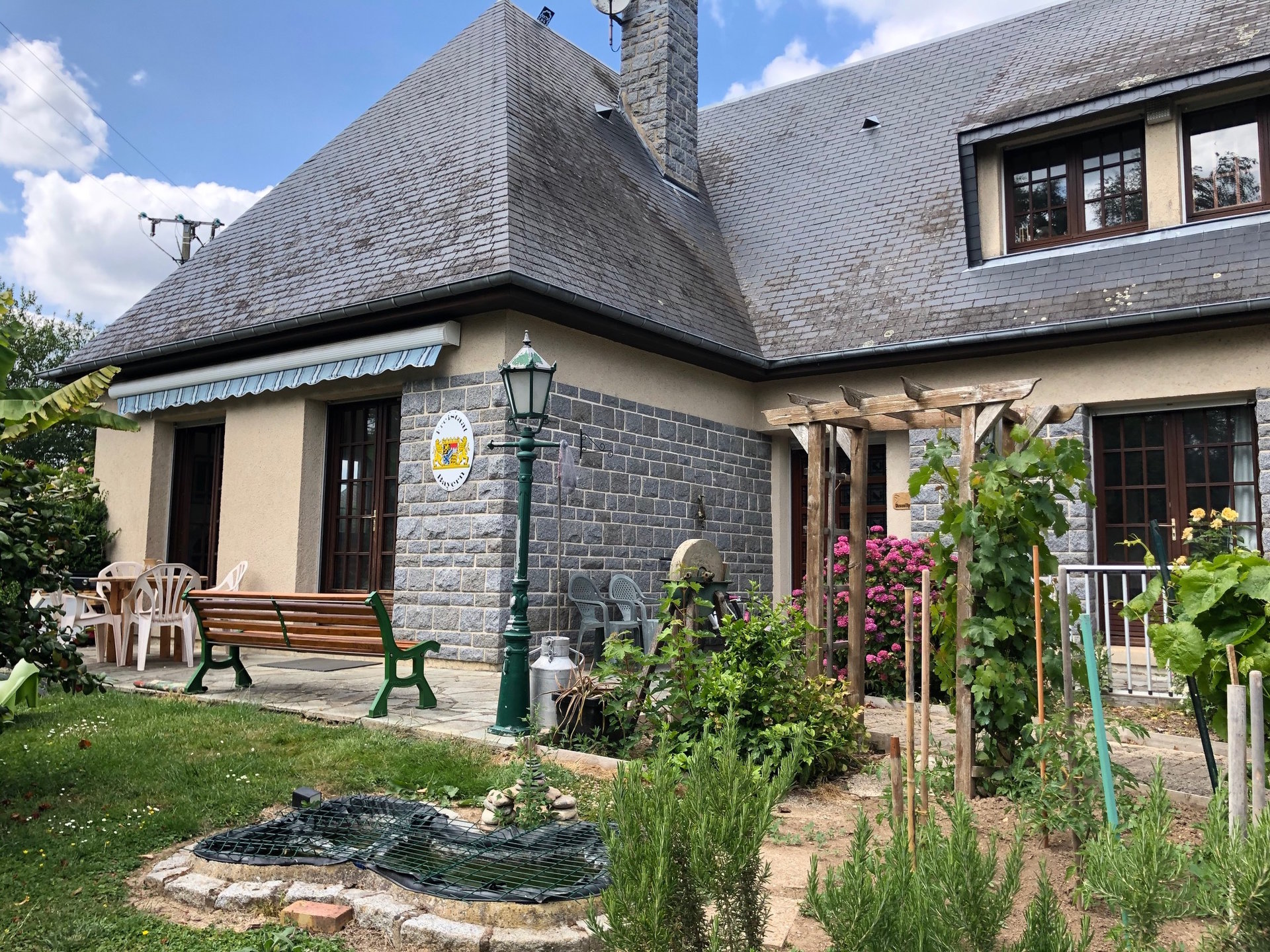 Sale House - Le Thuit Signol