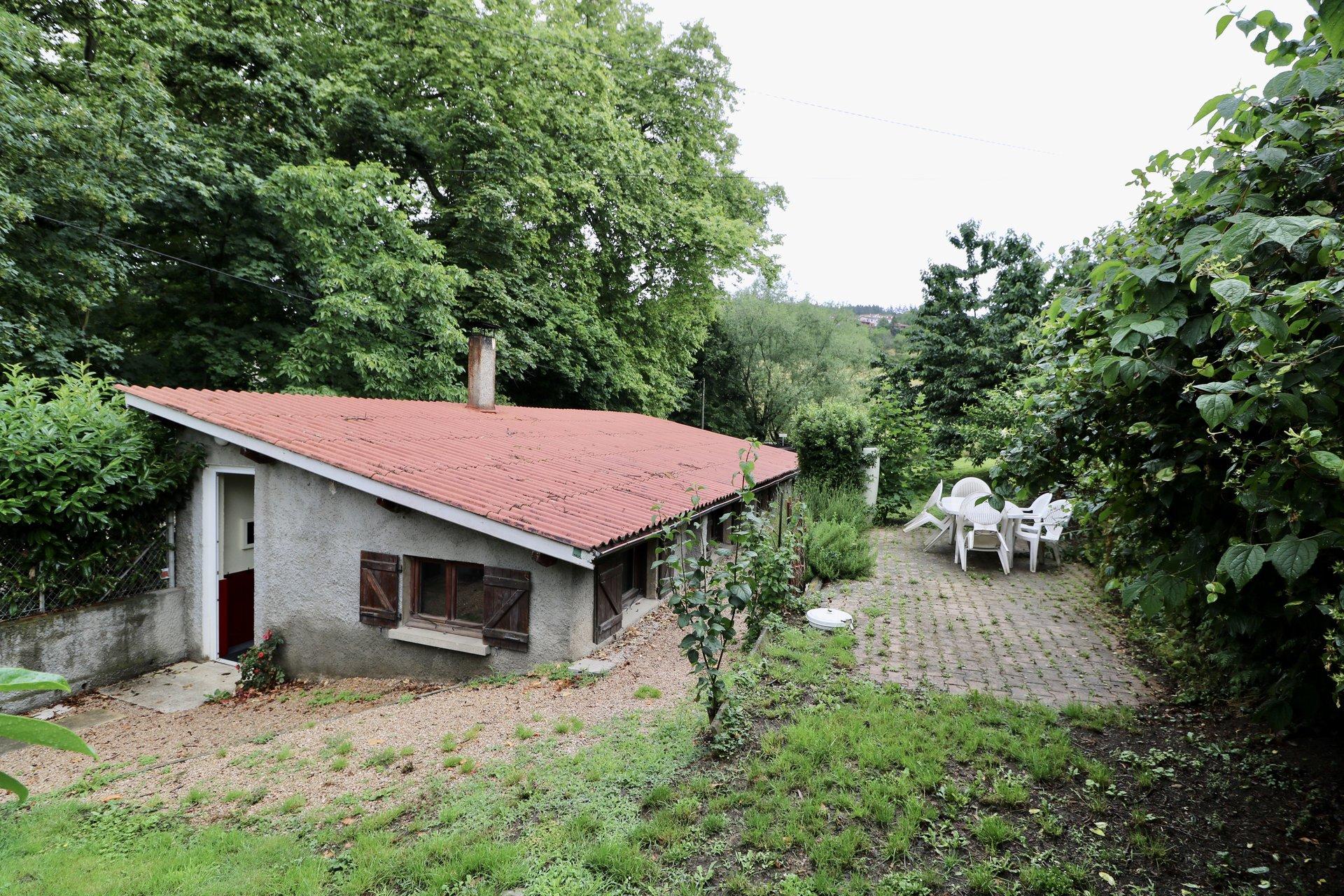 Maison de campagne sur 459 m2 de terrain