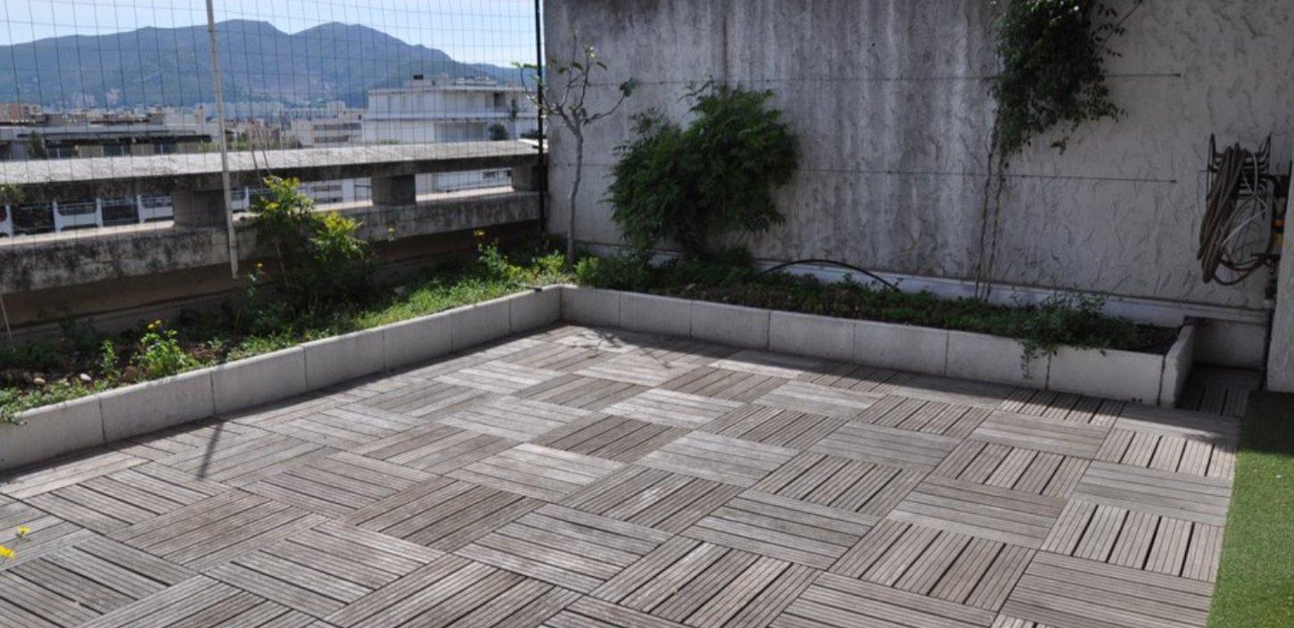 Toit terrasse Prado Rodocanachi