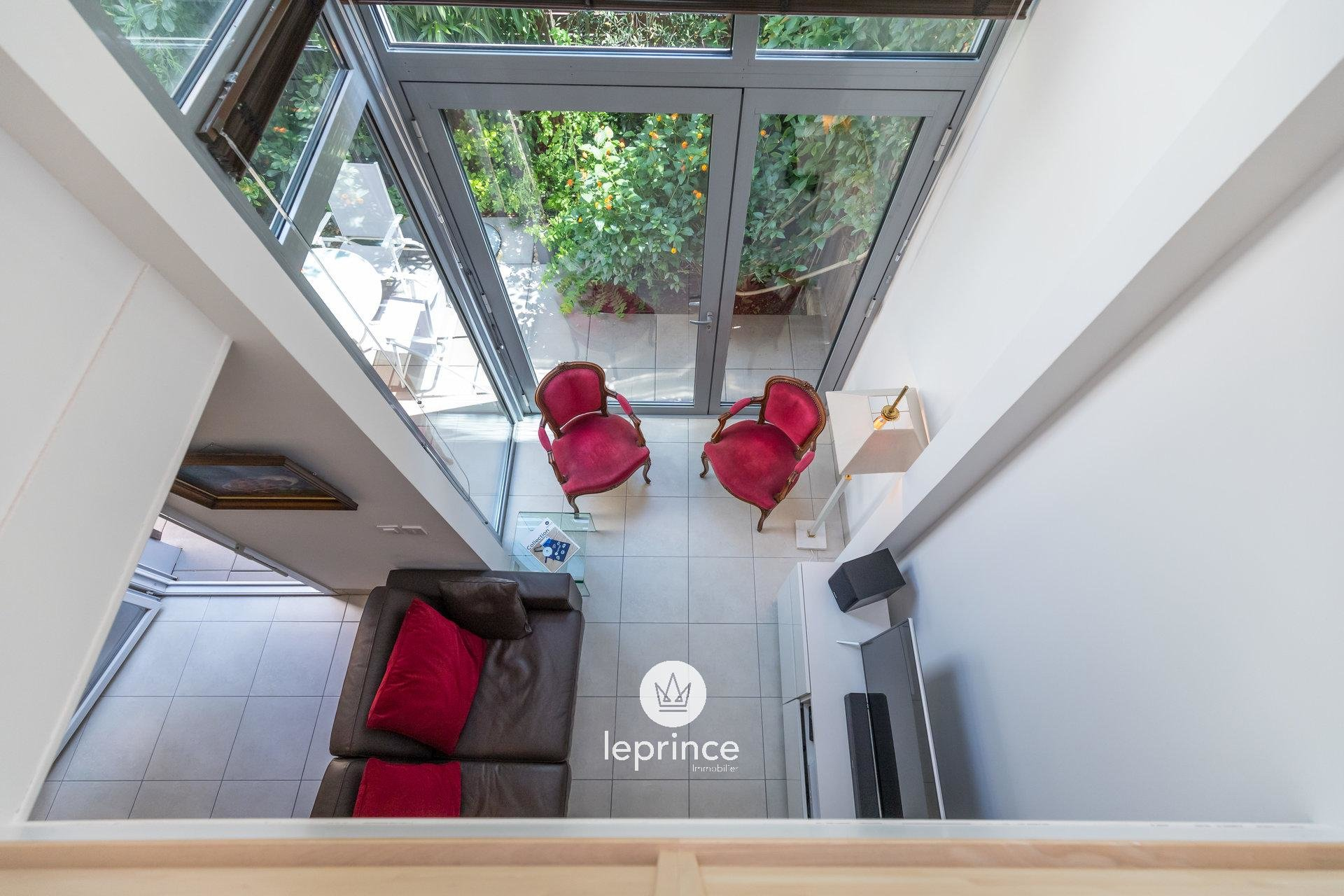 Nice Nord - Duplex Apartment - 4 rooms - Terrace and Garden