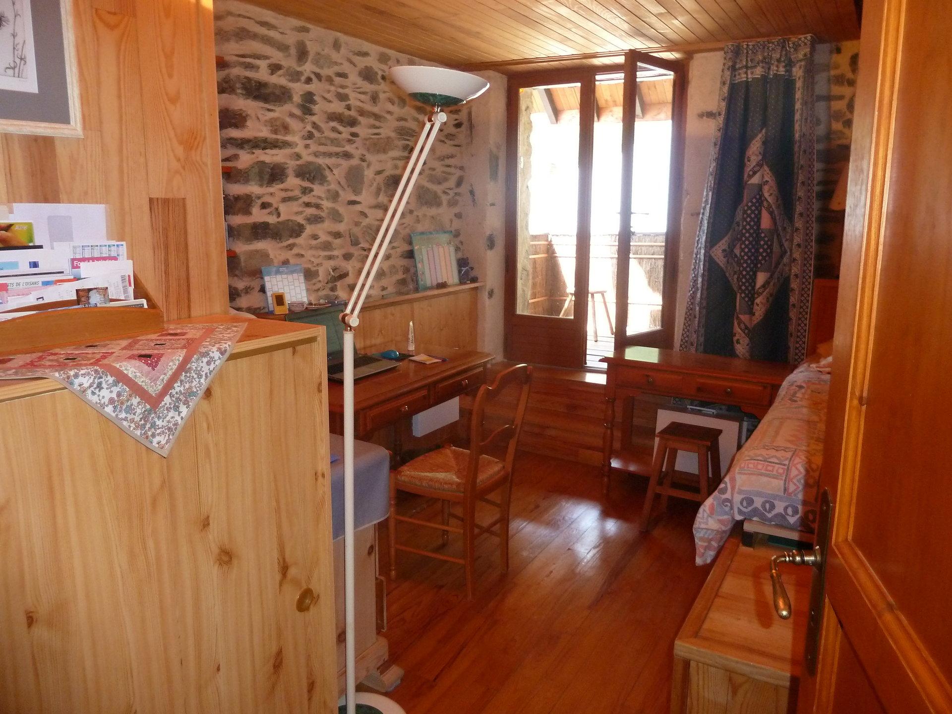 Maison de village domaine skiable alpe d'huez