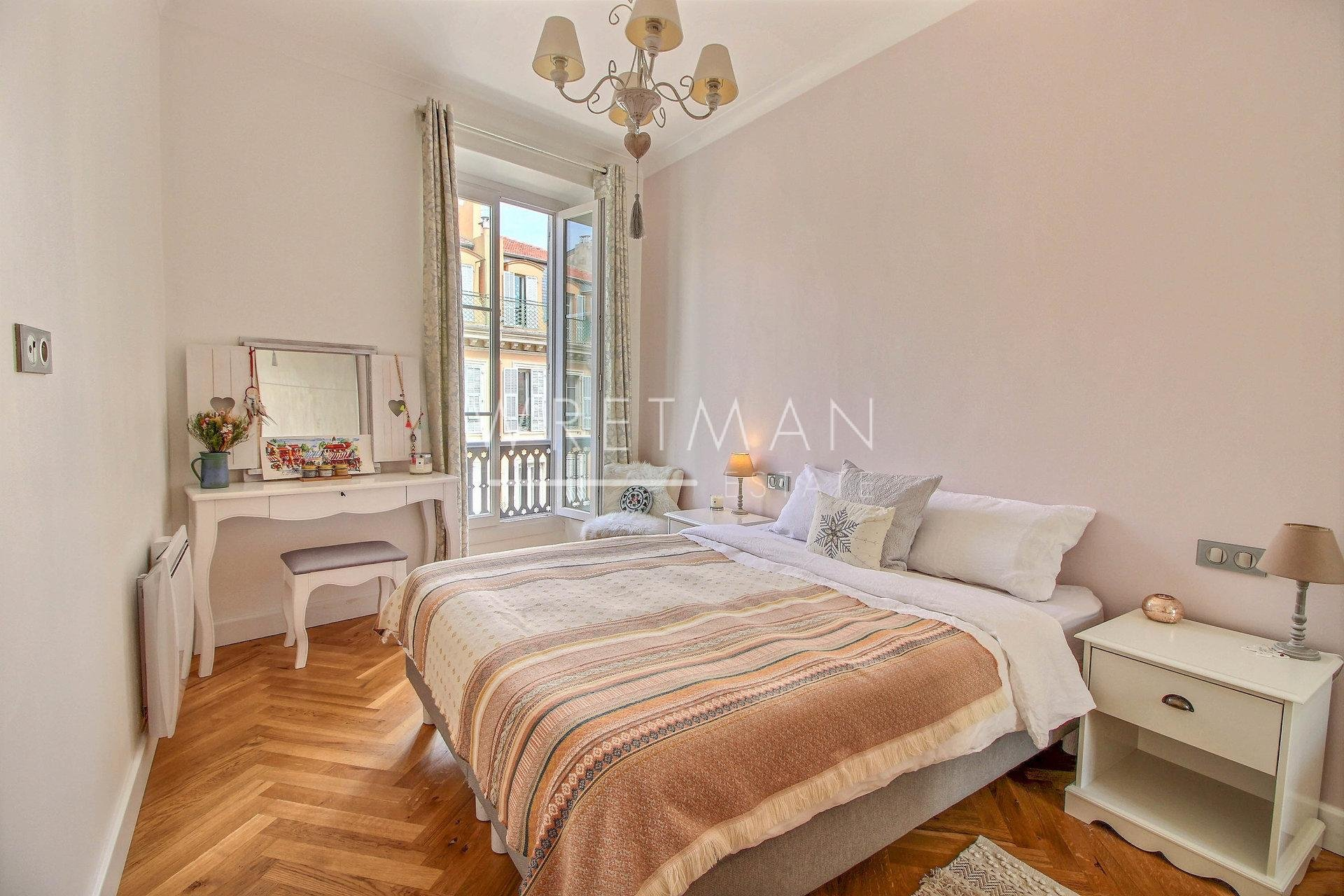 Charming 2-bedroom apartment - Nice Place Masséna