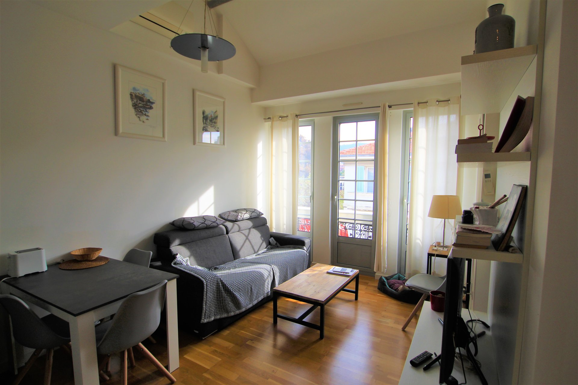 Nice Centre Carabacel - Duplex 1/2 Bedrooms