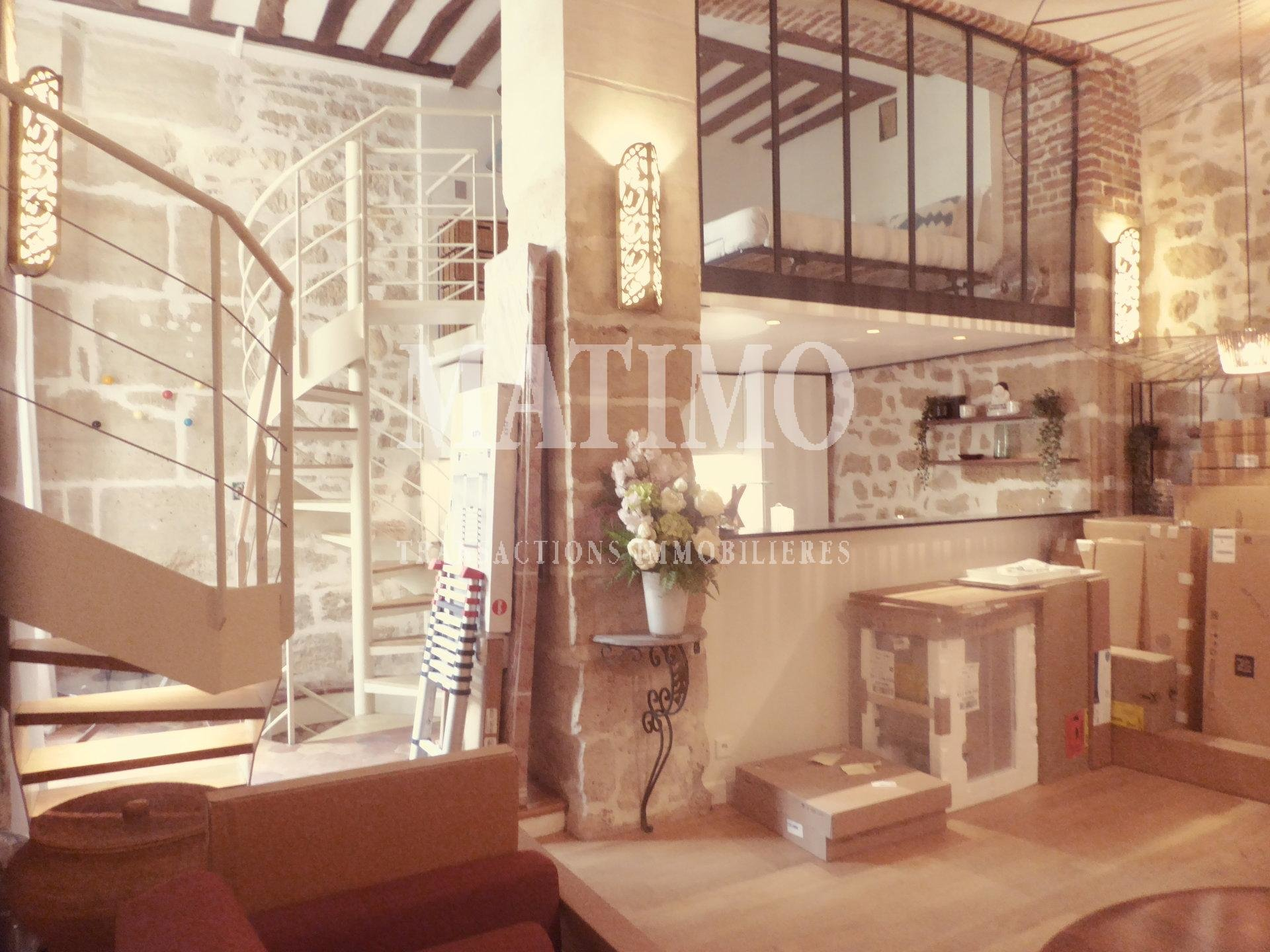 MARAIS -PROCHE HOTEL DE VILLE