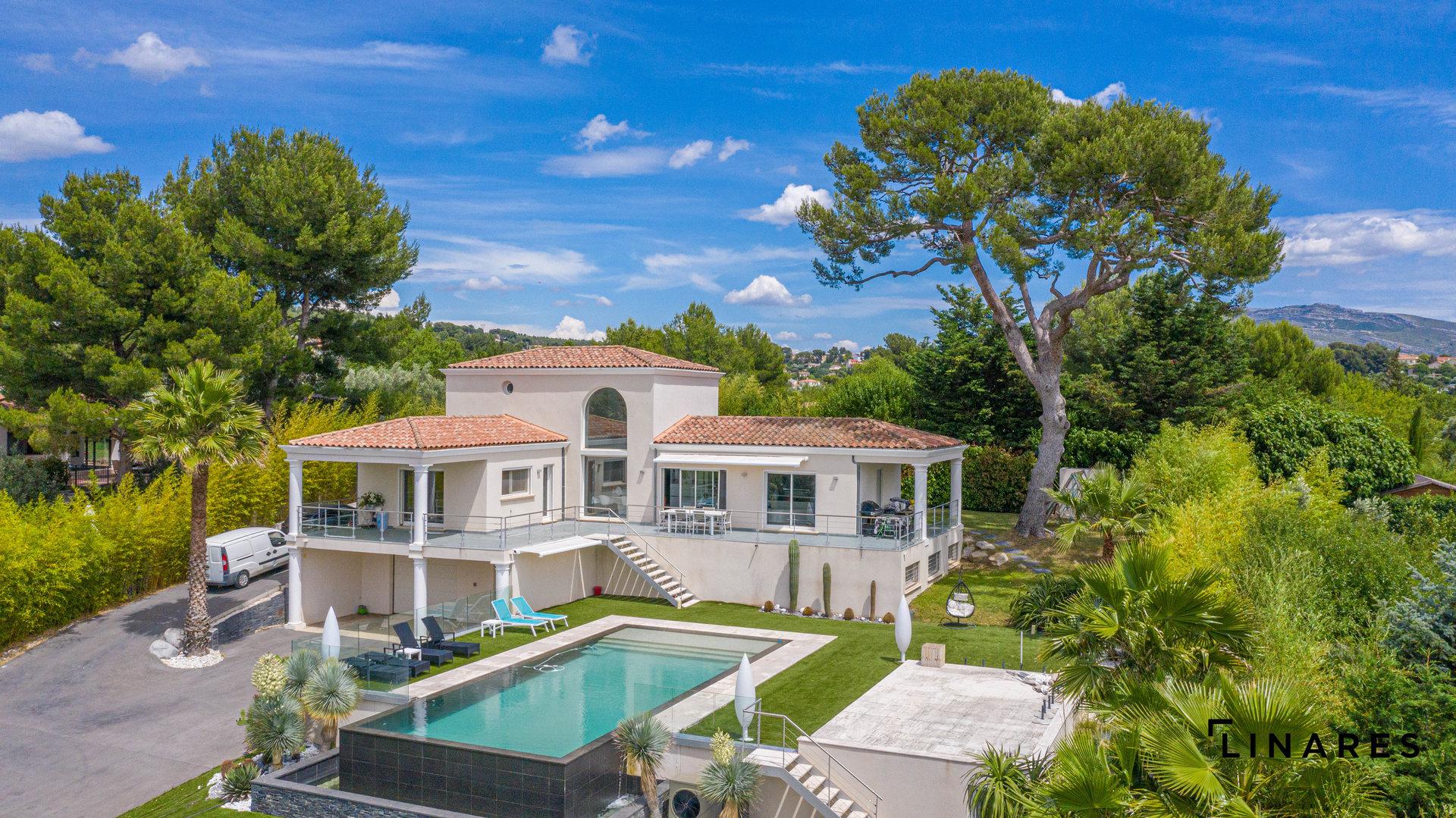 Sale Villa - Marseille 13ème Château Gombert