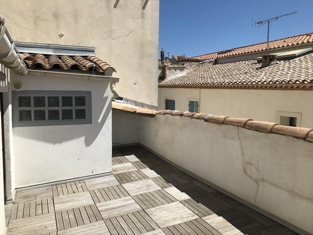 Appartement T2 avec terrasse.