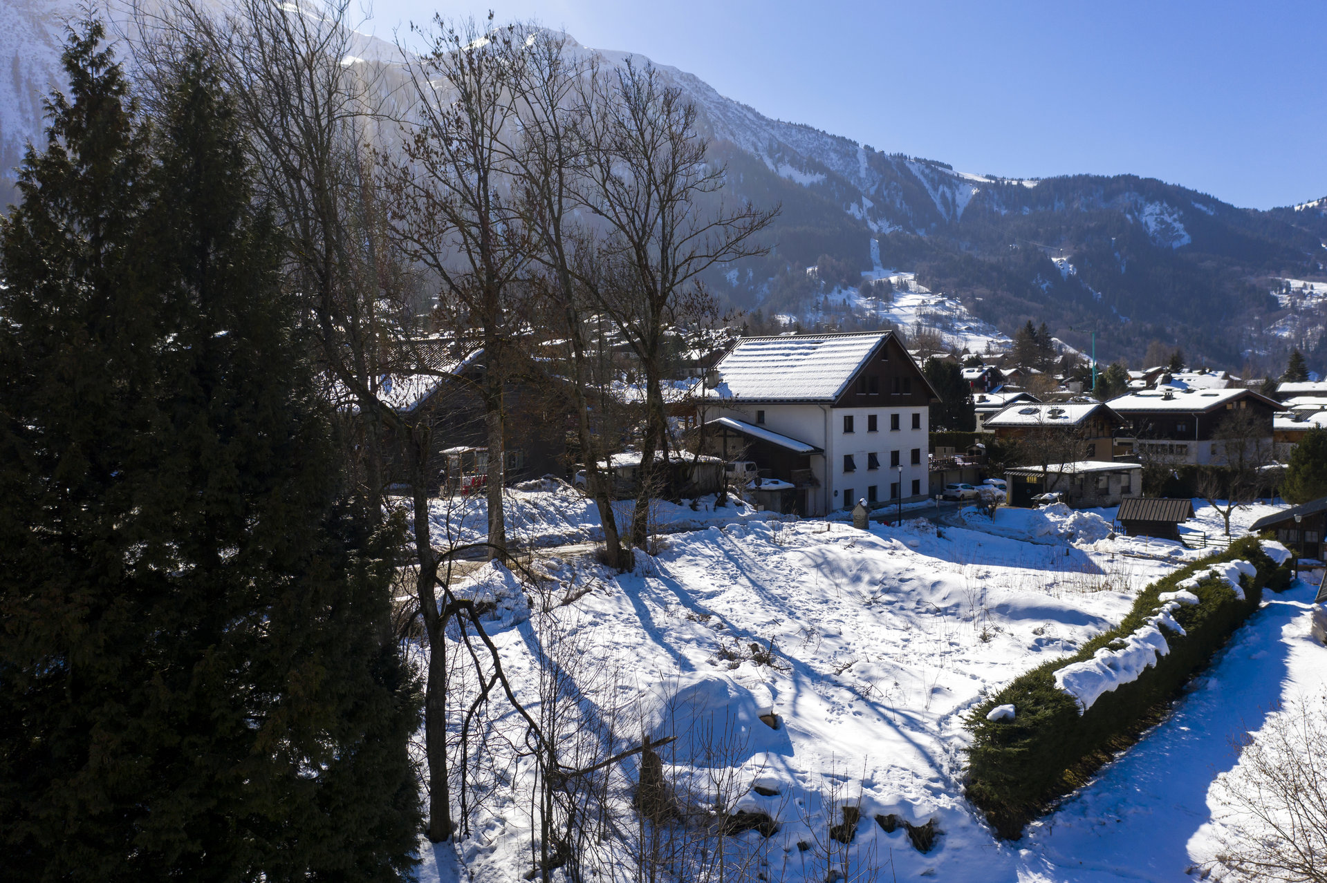 4 rooms- les Houches