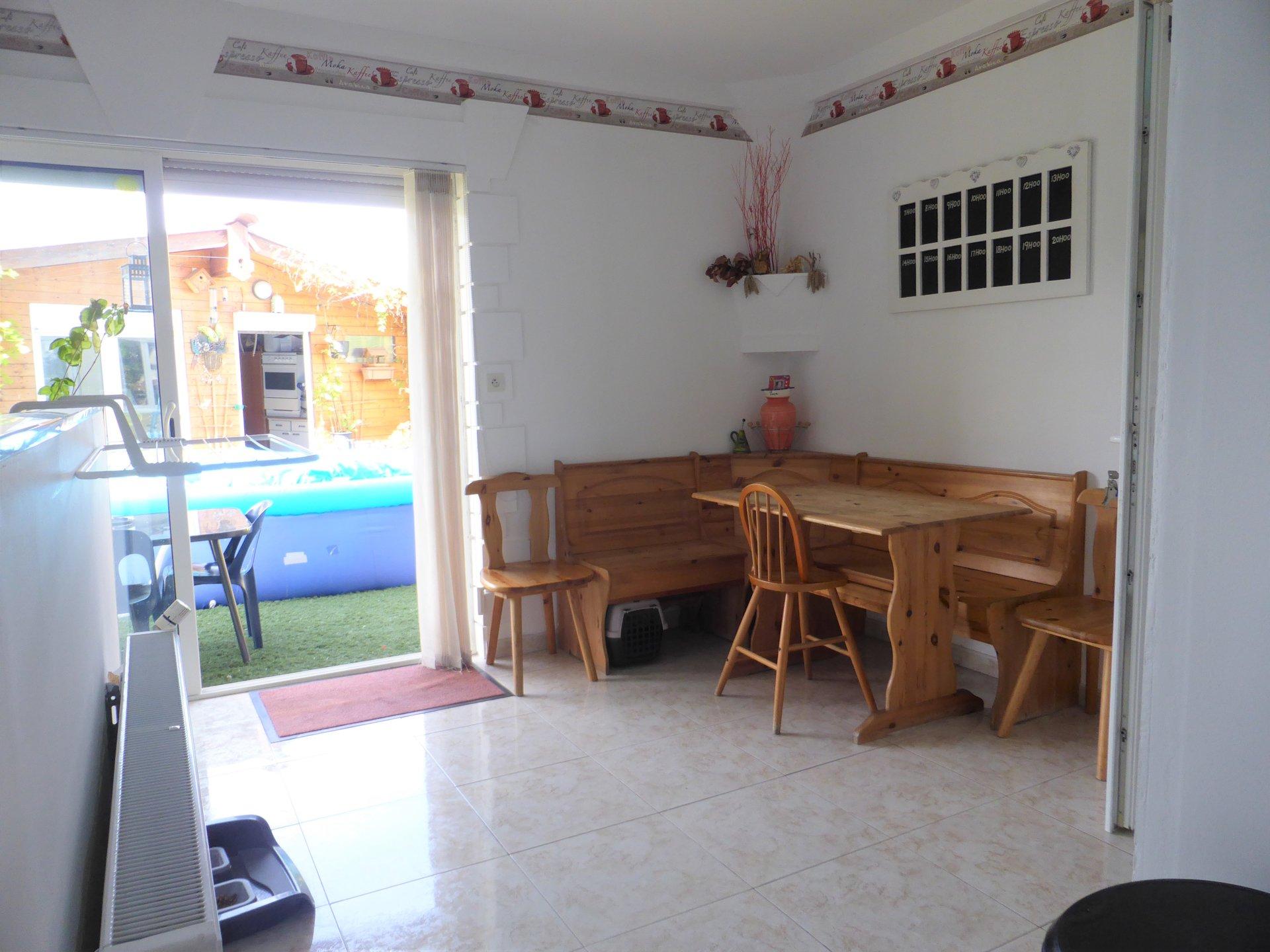Maison 7 pièces 120 m² ABSCON