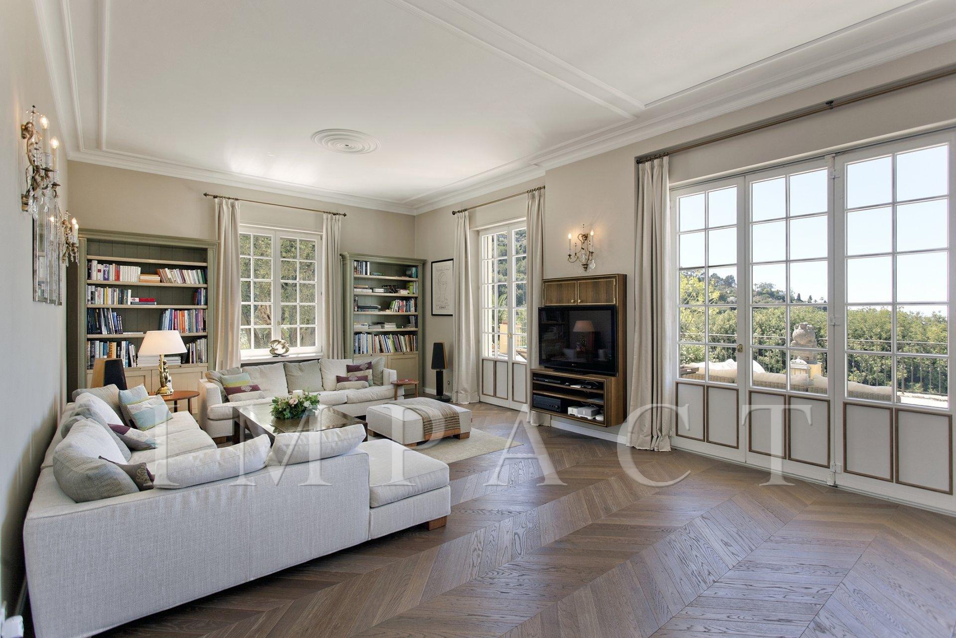 Villa de luxe à louer à Cannes