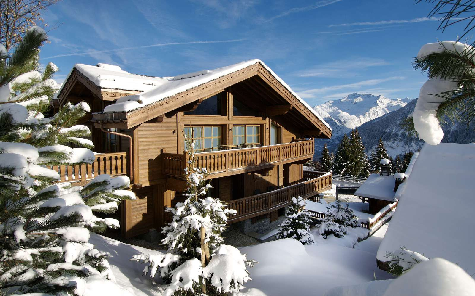 Chalet Blancho Courchevel 1850