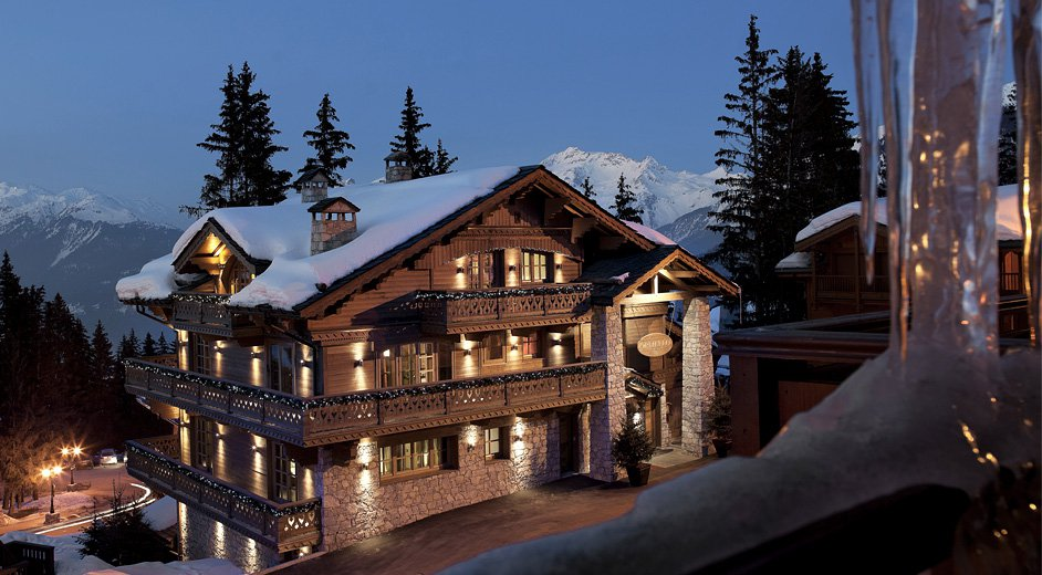 Chalet ORMELLO Courchevel 1850