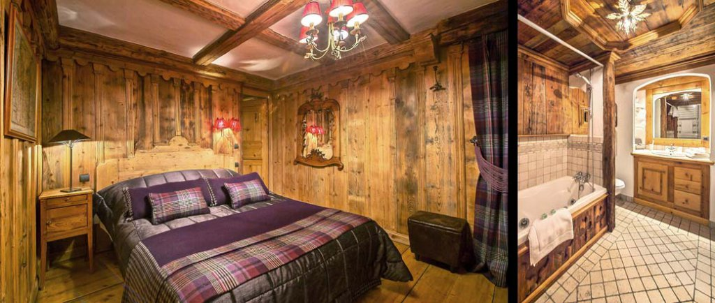 Chalet ANCHORAGE Courchevel 1850