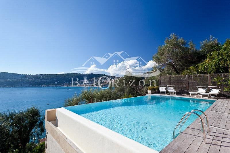 5 bedroom villa in Saint Jean Cap Ferrat