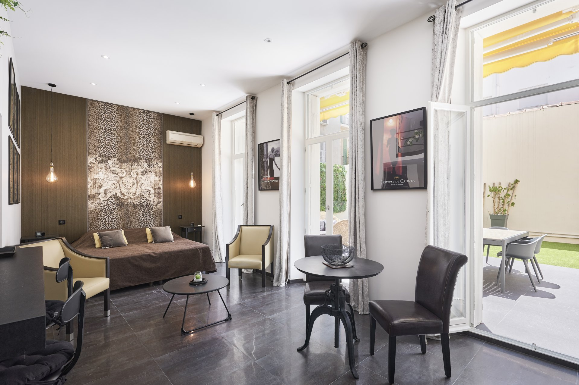 A vendre - Charmant appartement avec terrasse de 60m² - Cannes Banane