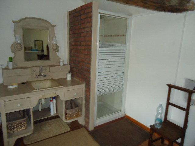 Petite maison meublée