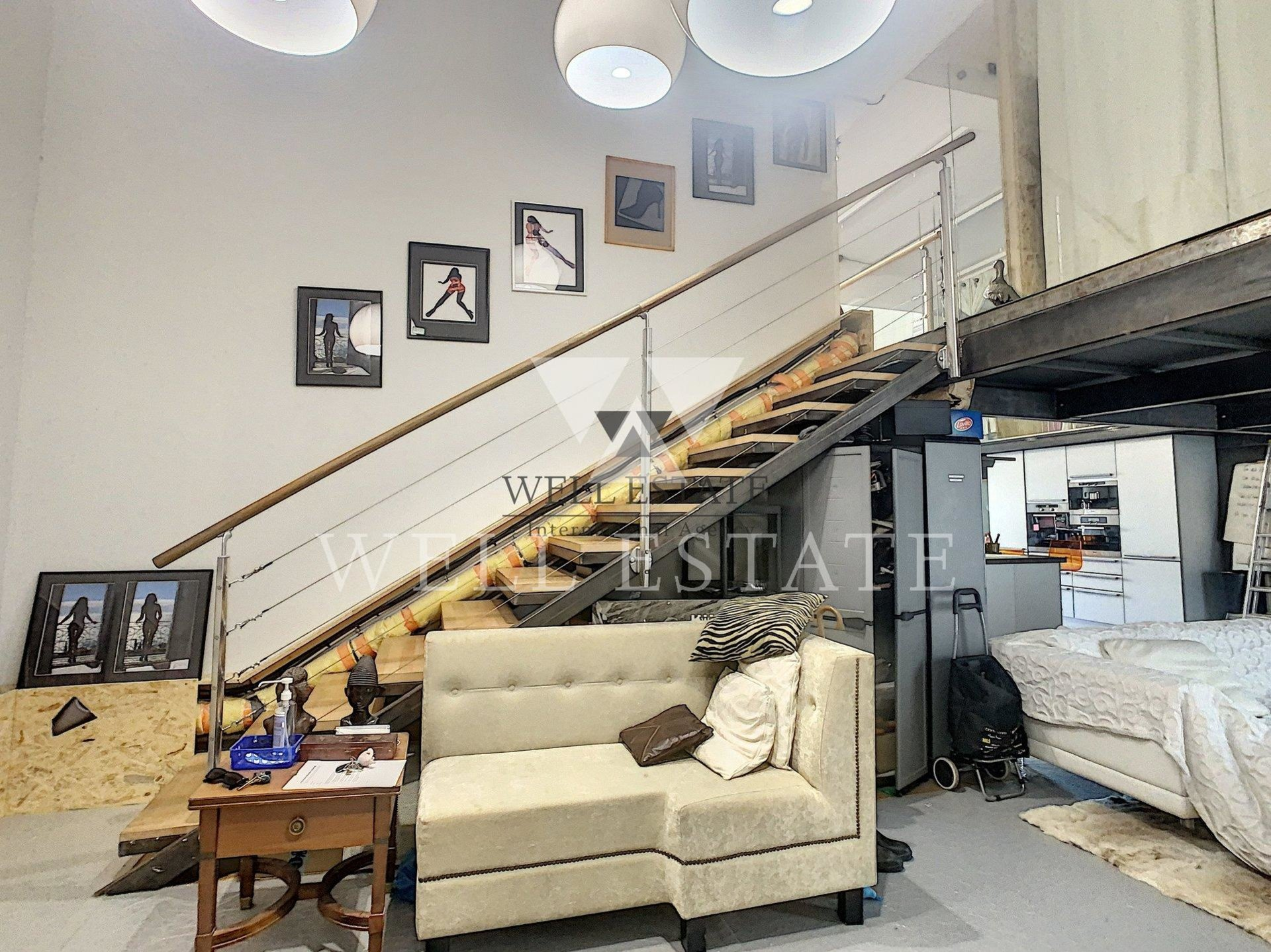"5 PIECES 223 SQM TYPE ""LOFT DUPLEX"" -  CANNES MONTFLEURY"
