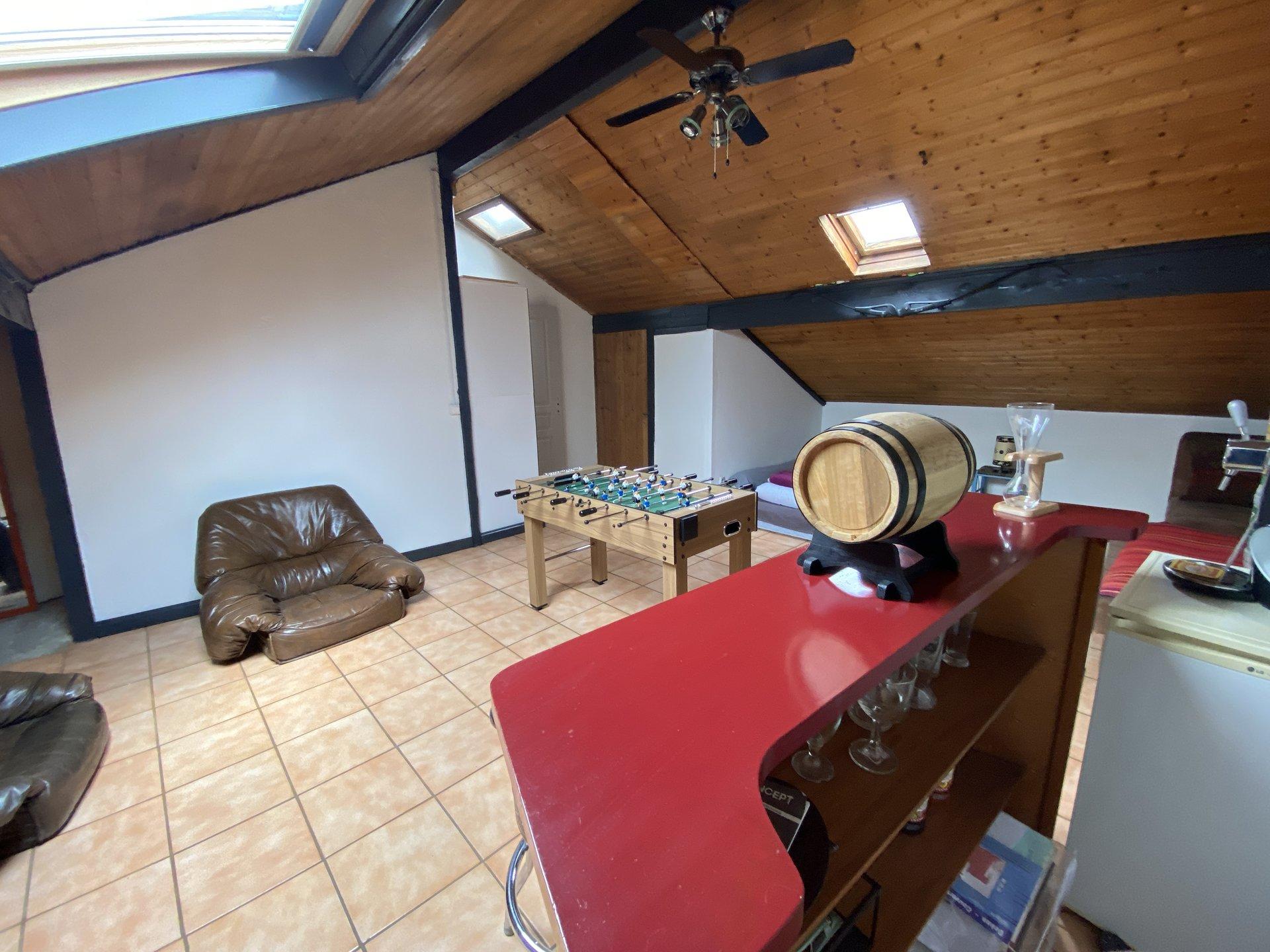 Maison mitoyenne Boust 2 à 3 chambres