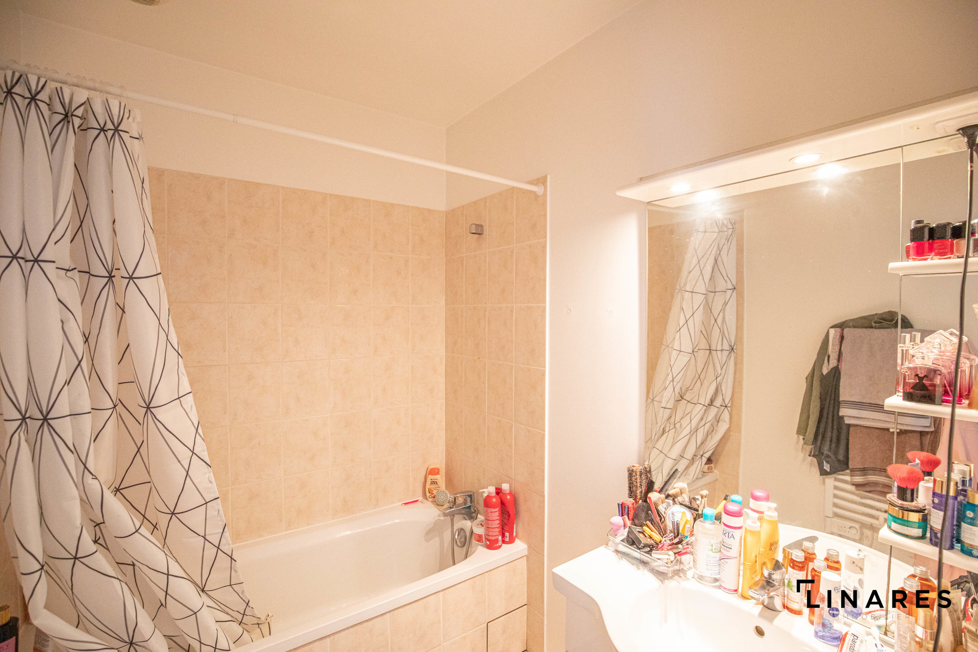 LE VALENTINOIS - Appartement T2 de 51m2 Balcon 5,5m2