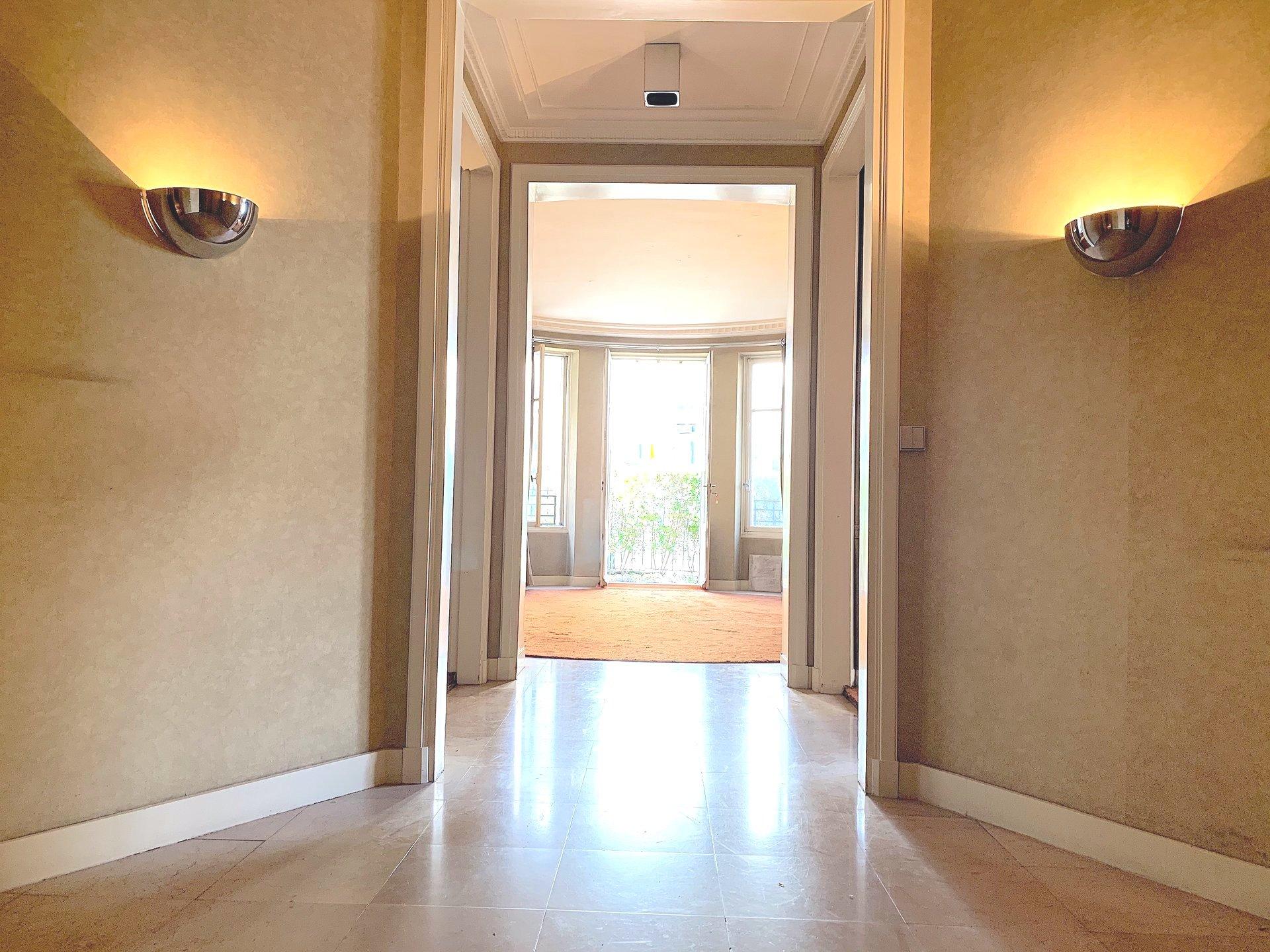 Appartement 128 m2 idéalement situé