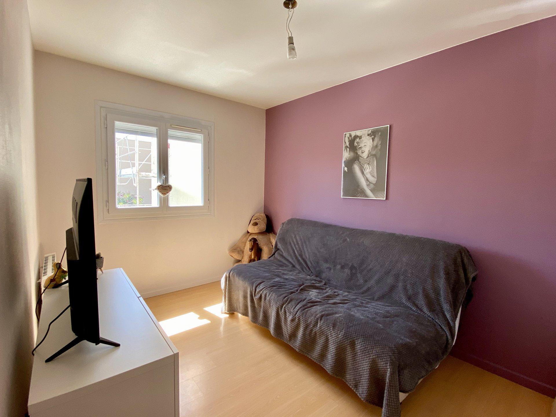 T4, 90 m2, terrasse et garage